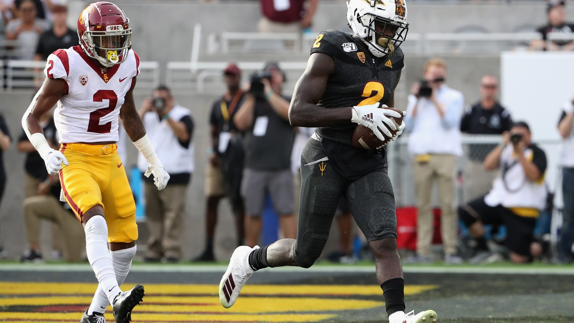 Broncos 2020 draft prospect: Arizona State WR Brandon Aiyuk