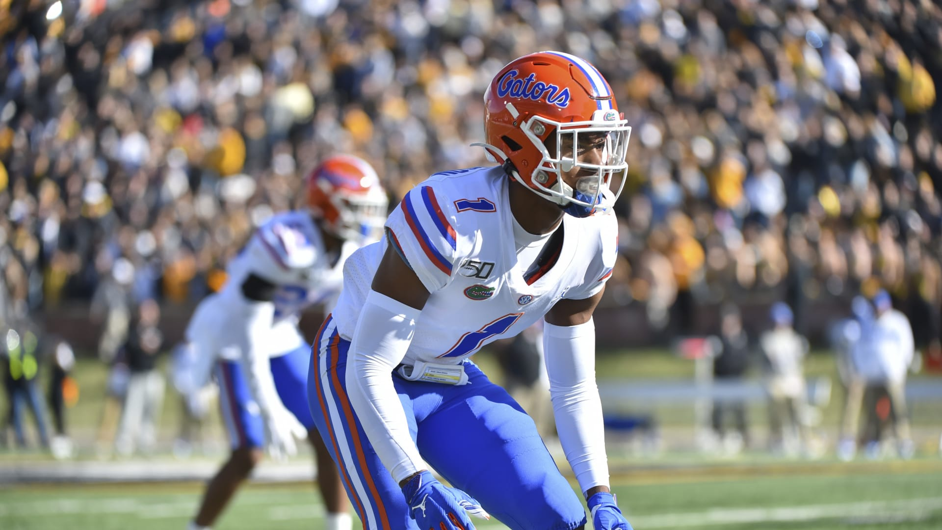 Broncos could target CJ Henderson with their top 2020 draft pick