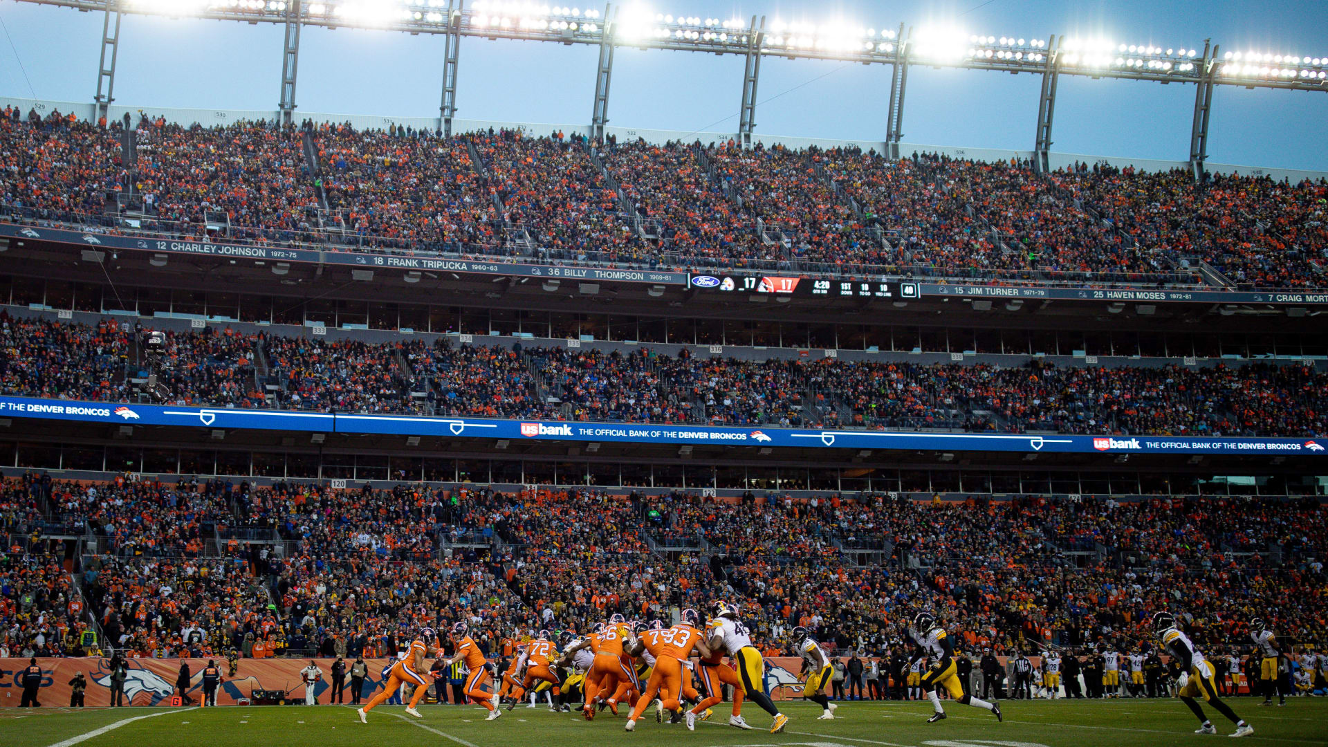 Broncos Stadium at Mile High changes to new name after ...