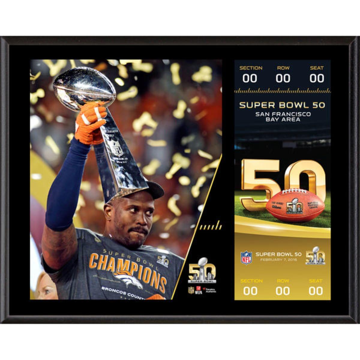 "Denver Broncos Super Bowl Defense /""Orange Crush/"" jersey Hooded SWEATSHIRT HOODIE"