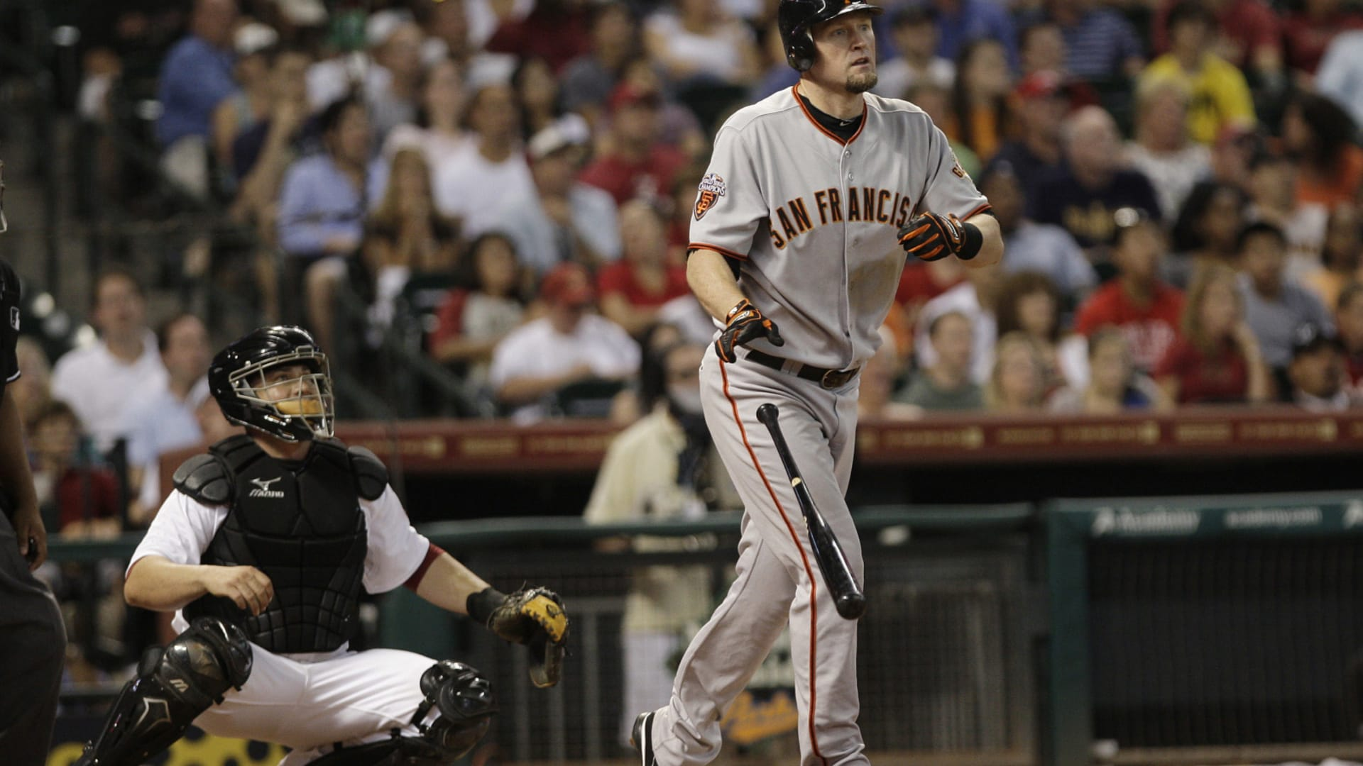 The Giants and Aubrey Huff is a no-win situation for all involved