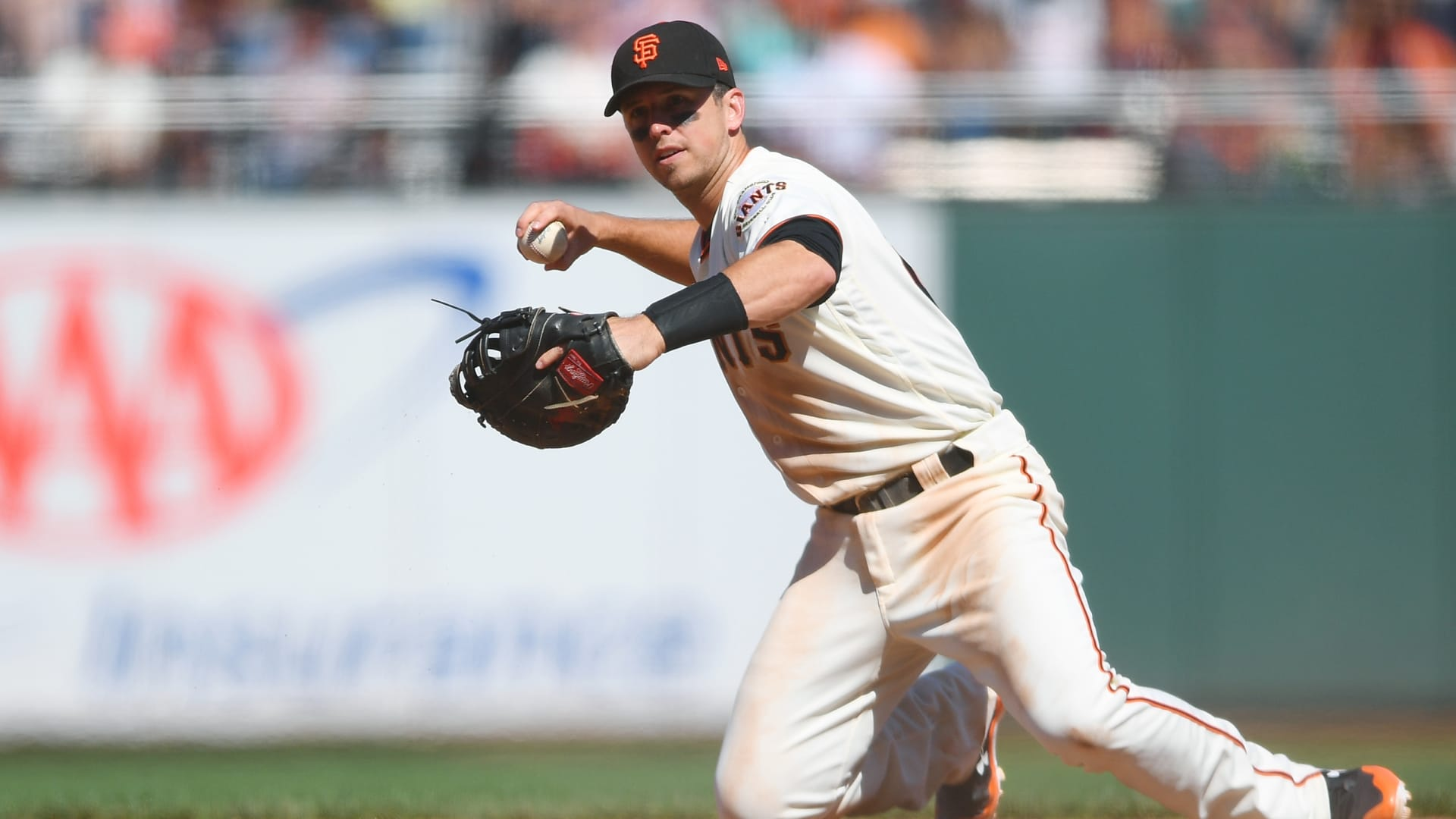 Giants: Will 2020 be the year Buster Posey moves to first base?