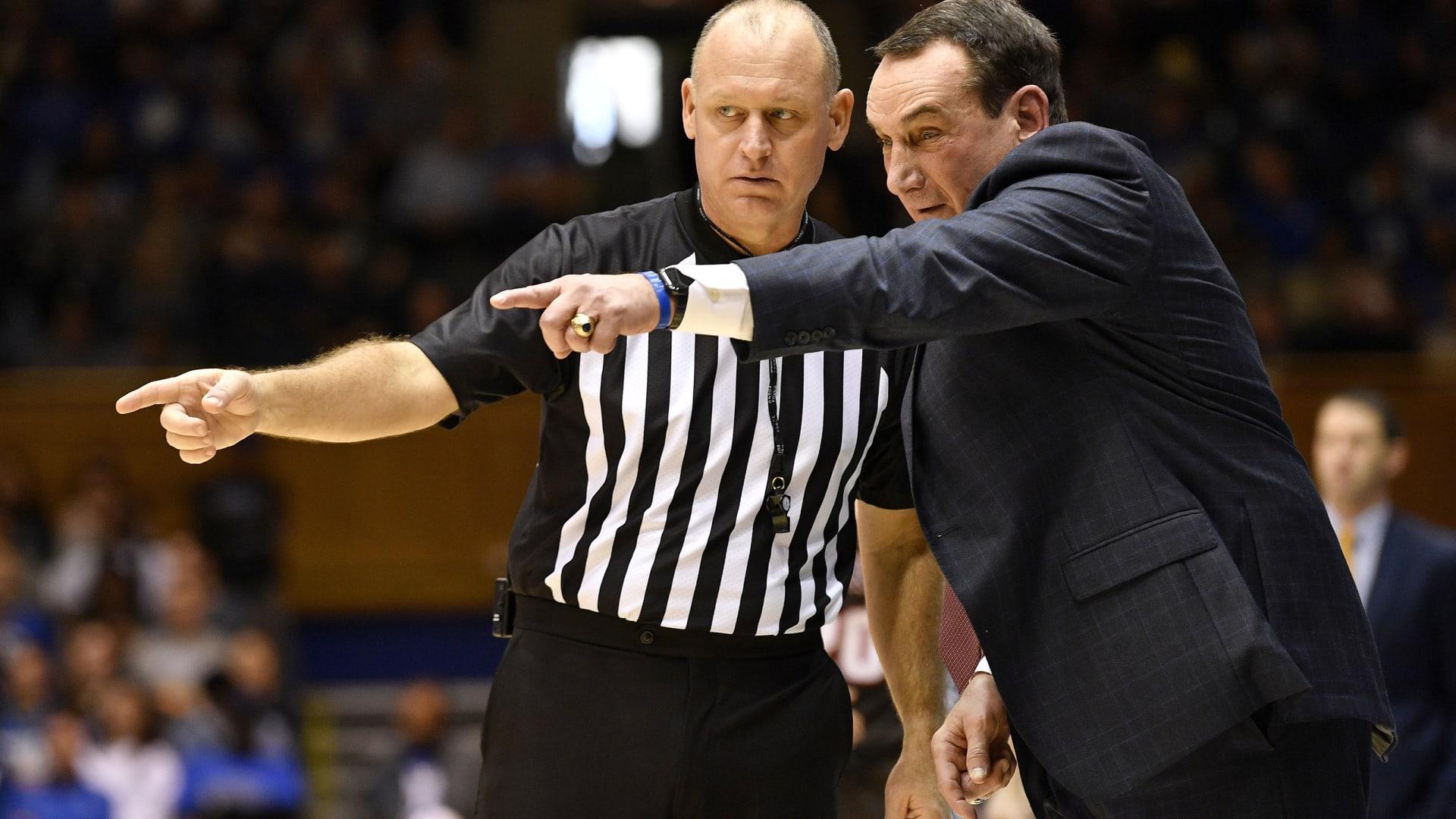 Duke basketball: Three reasons officiating often favors Blue Devils