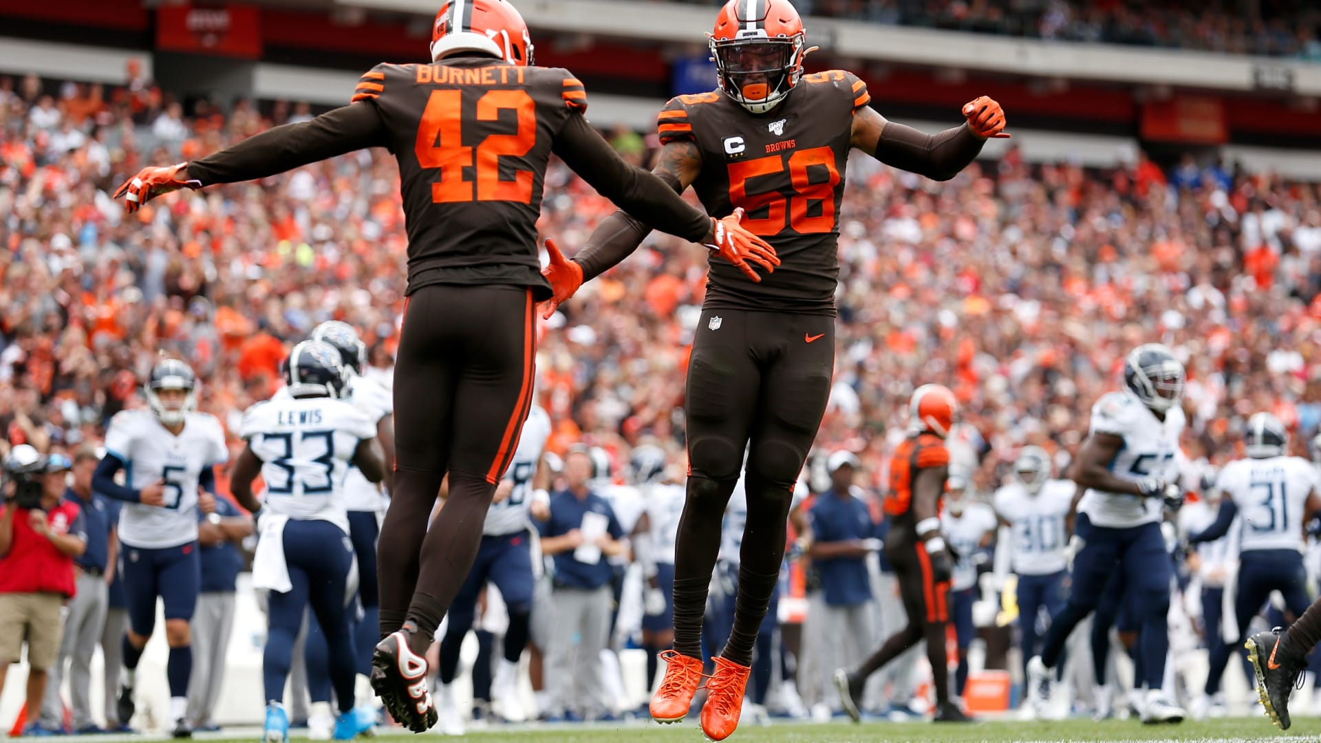 Cleveland Browns: 5 potential salary cap cuts for Andrew Berry