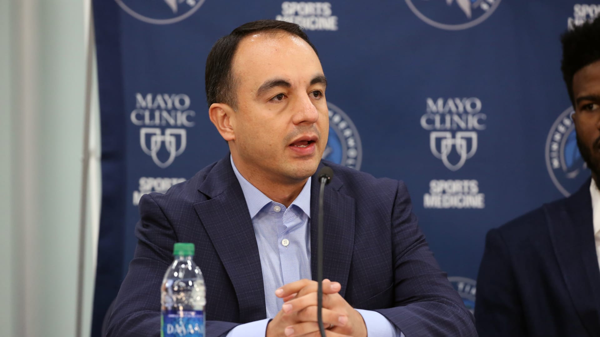 minnesota timberwolves gersson rosas dominated the trade
