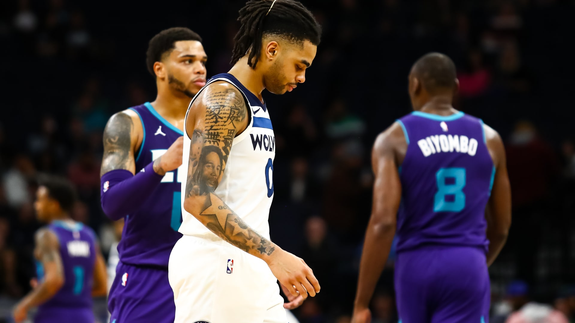 Statistically Speaking: Two Losses For The Minnesota Timberwolves