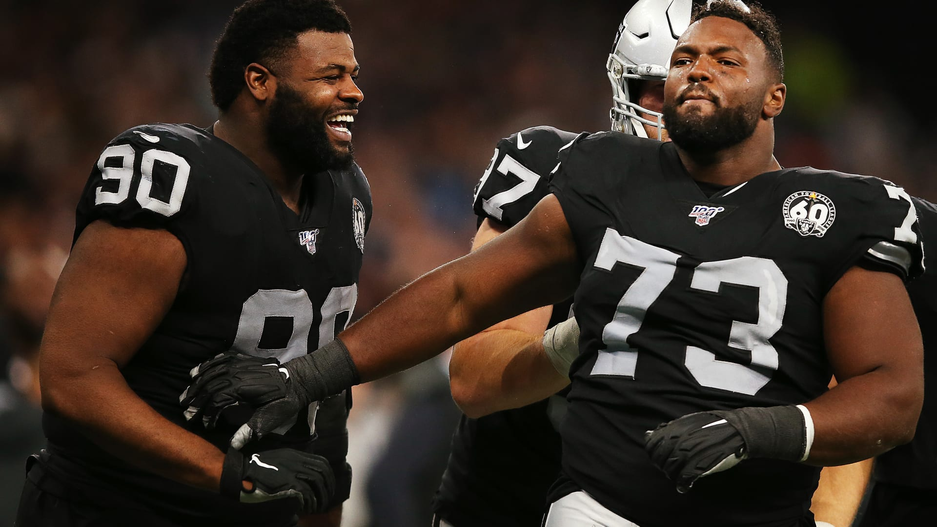 Las Vegas Raiders 2019 position review: Defensive Tackles