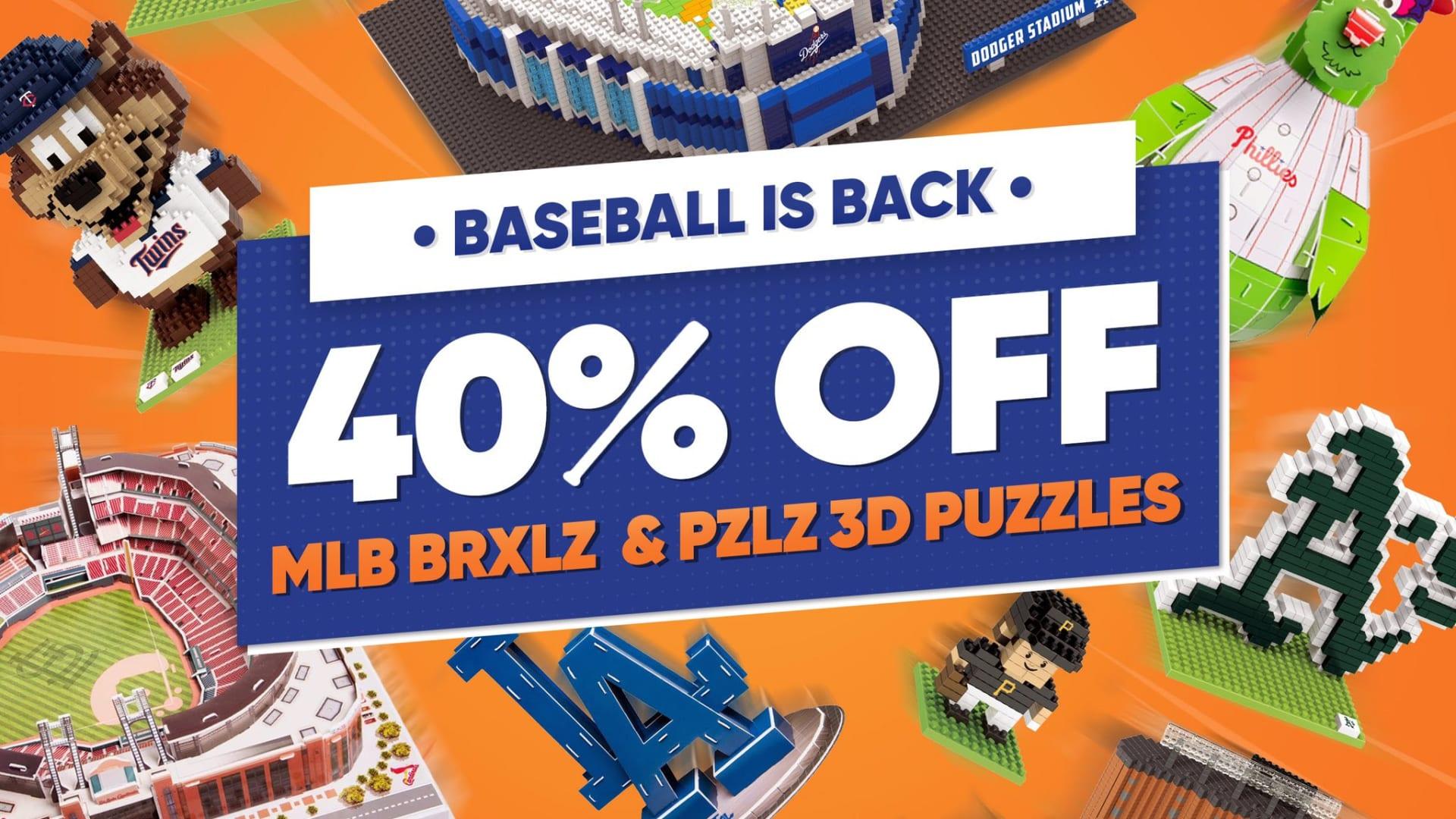 Save 40% on Atlanta Braves BRXLZs at FOCO