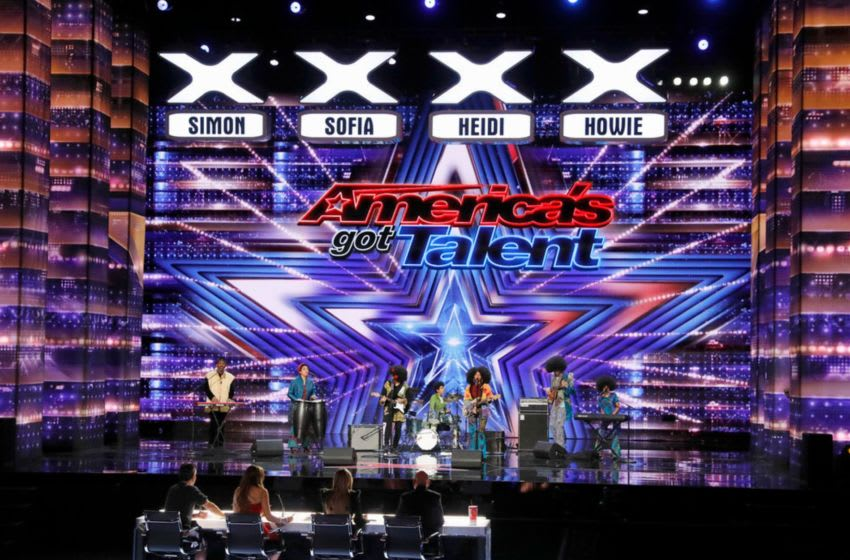 Is America's Got Talent new tonight?