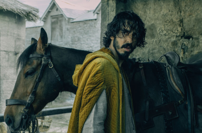 Actor Highlight: The Green Knight's Dev Patel