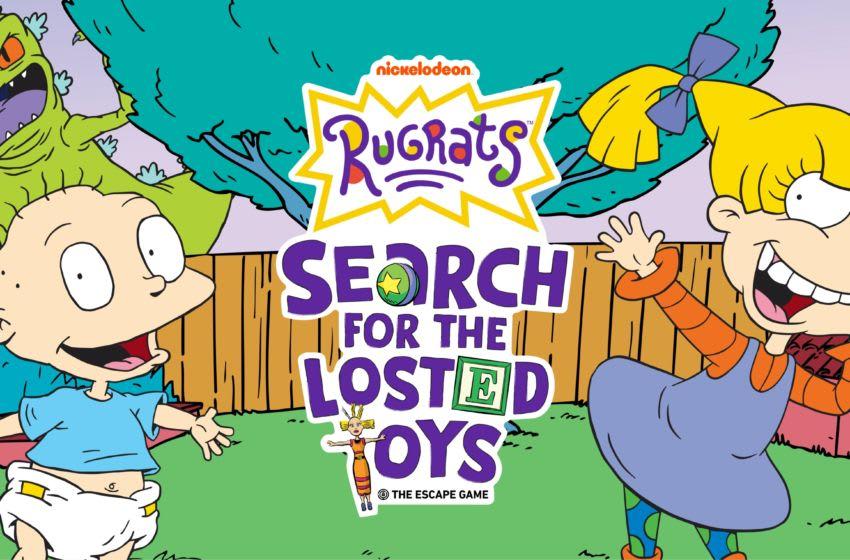 The Rugrats Escape Room brings a nostalgic kick to summer fun