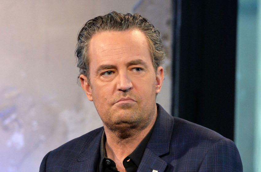 Friends star Matthew Perry and fiancé Molly Hurwtiz call it quits
