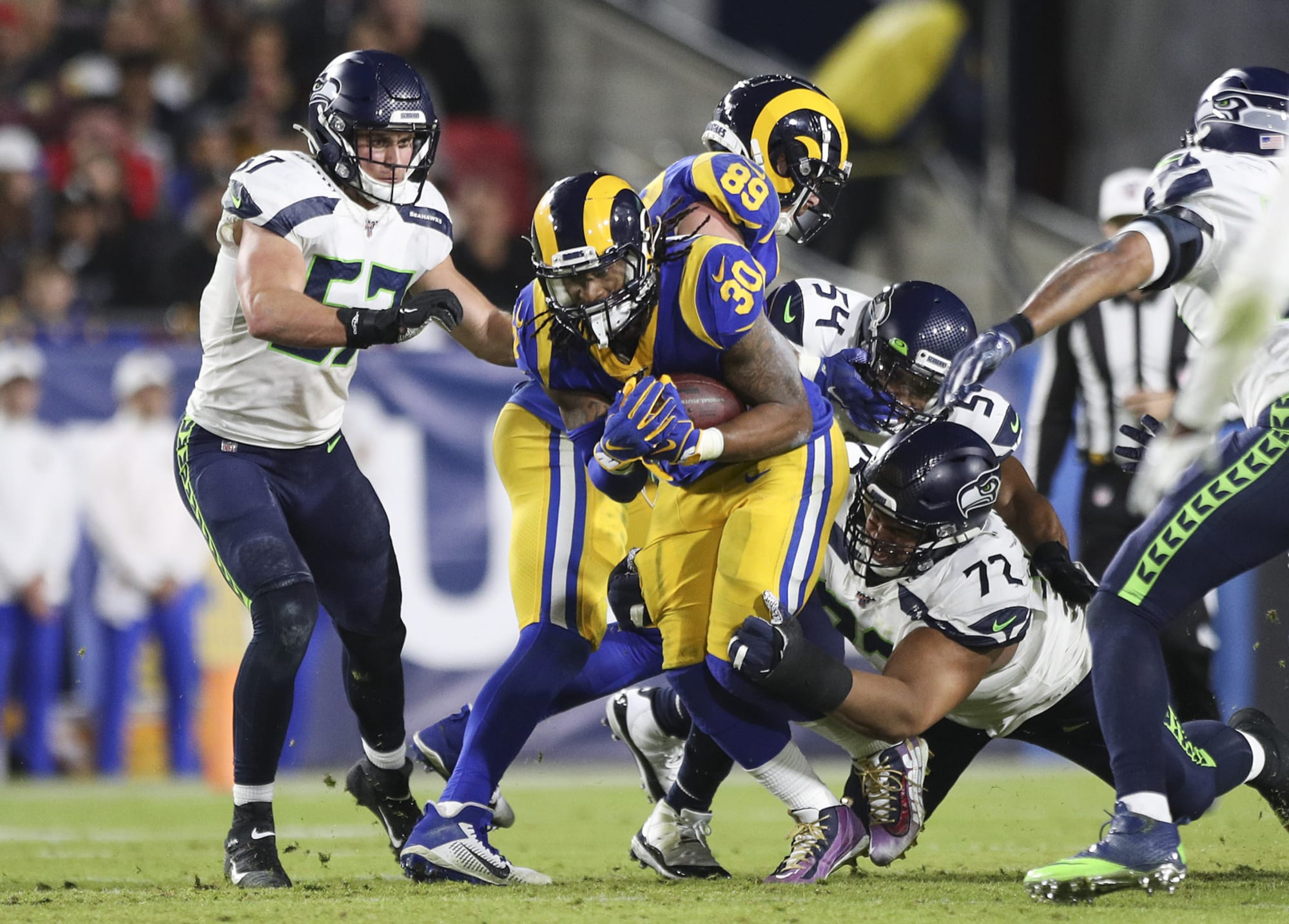 Seahawks Should Not Kick The Tires On Todd Gurley