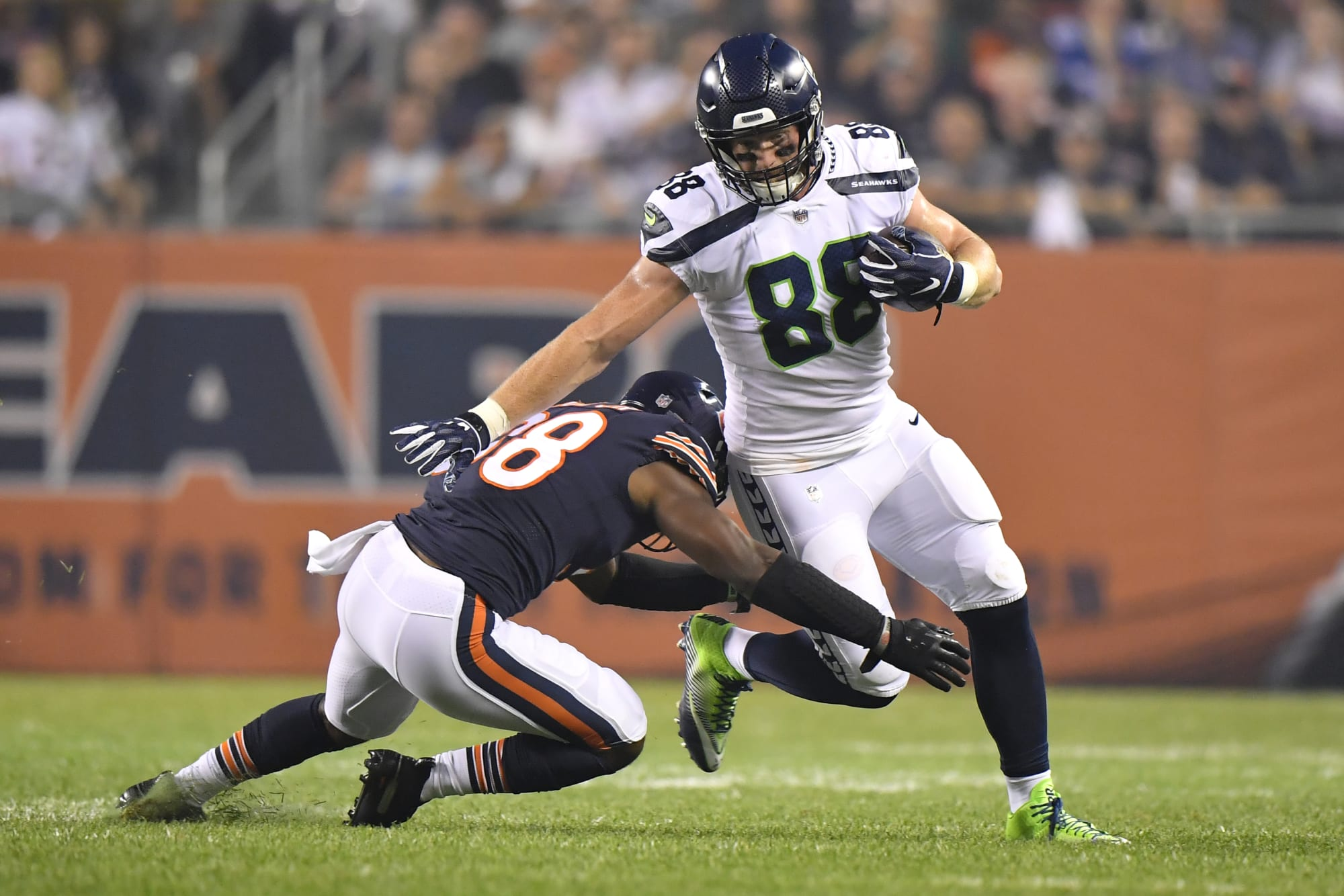 Seahawks tight end Will Dissly named to ESPN's break out list for 2020