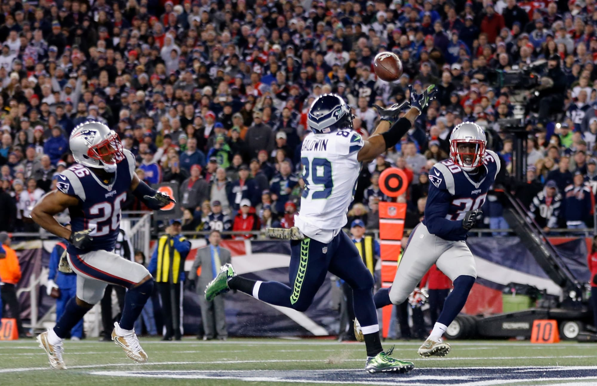 Seahawks week two: 5 things to know about the Patriots