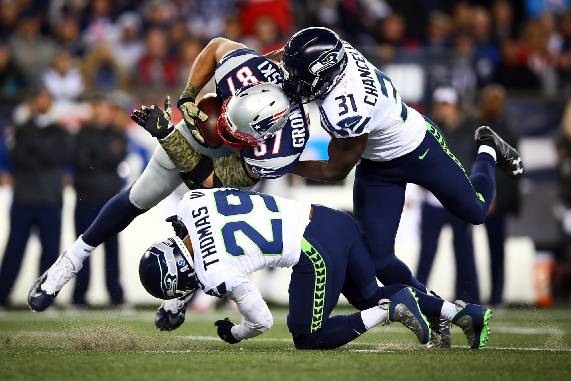 Seahawks versus Patriots: How to watch, stream and listen