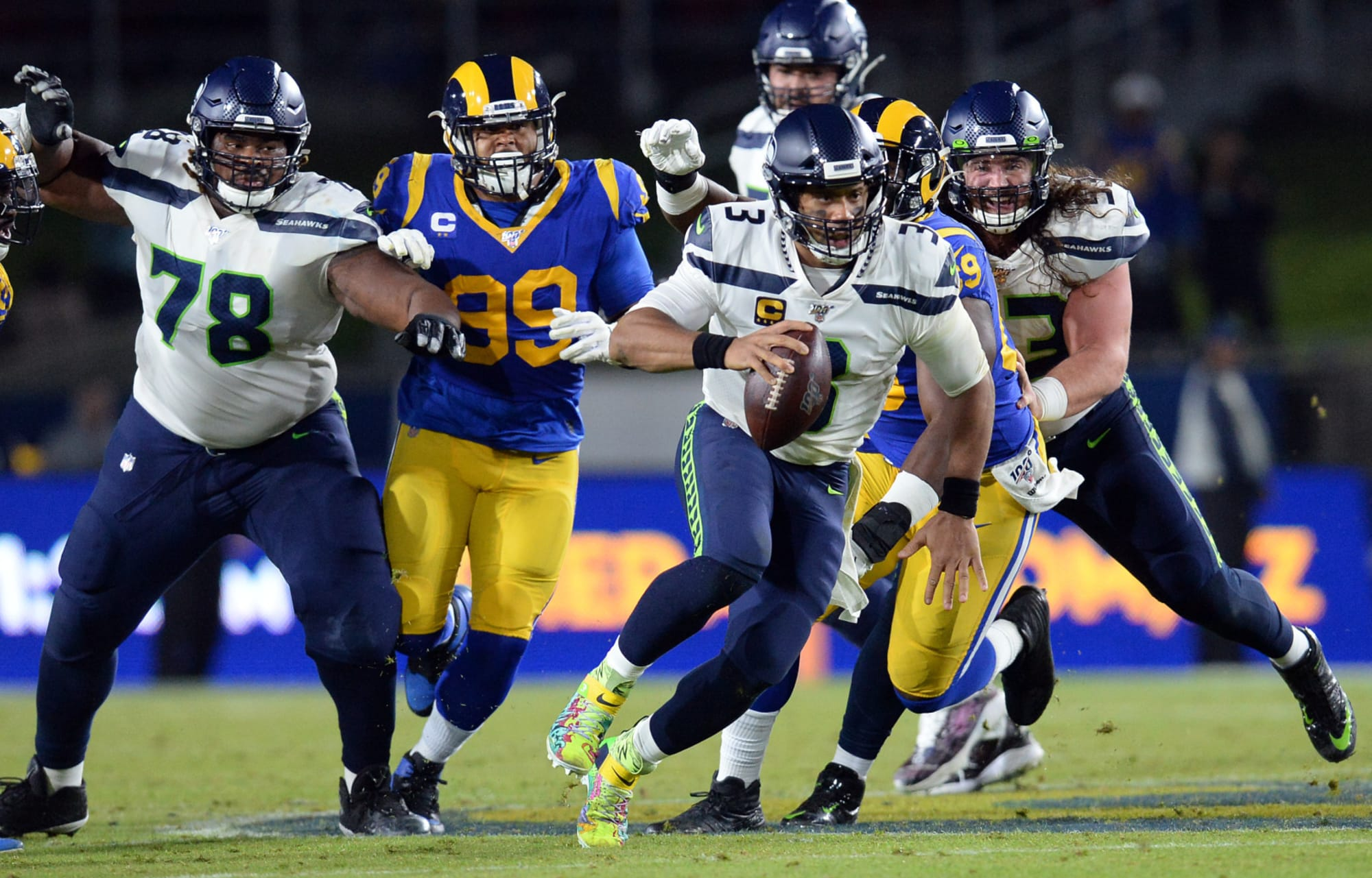 Nfl Com Says Seahawks Are Not As Good As The Rams