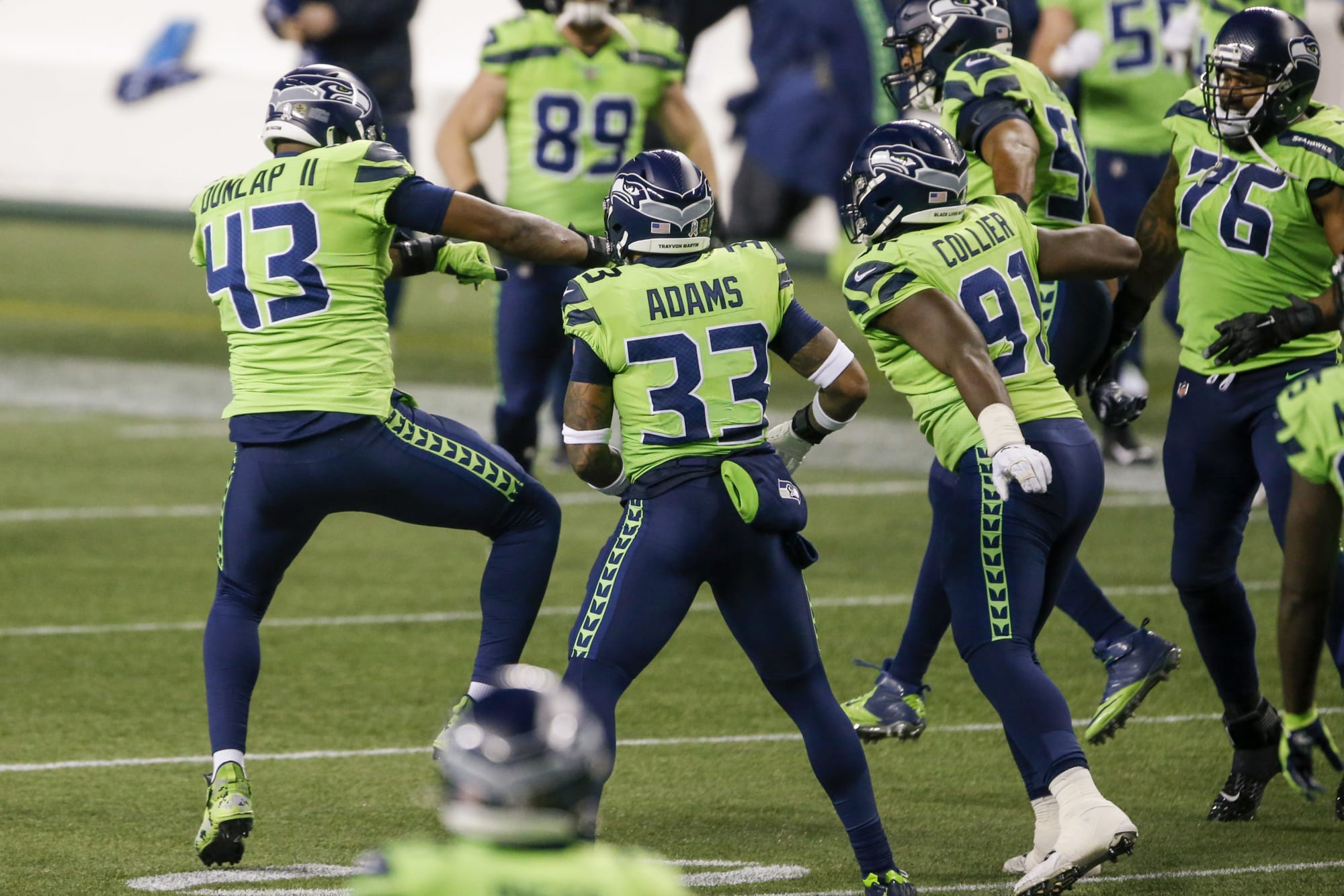 Grading the 2020 Seattle Seahawks up and down season