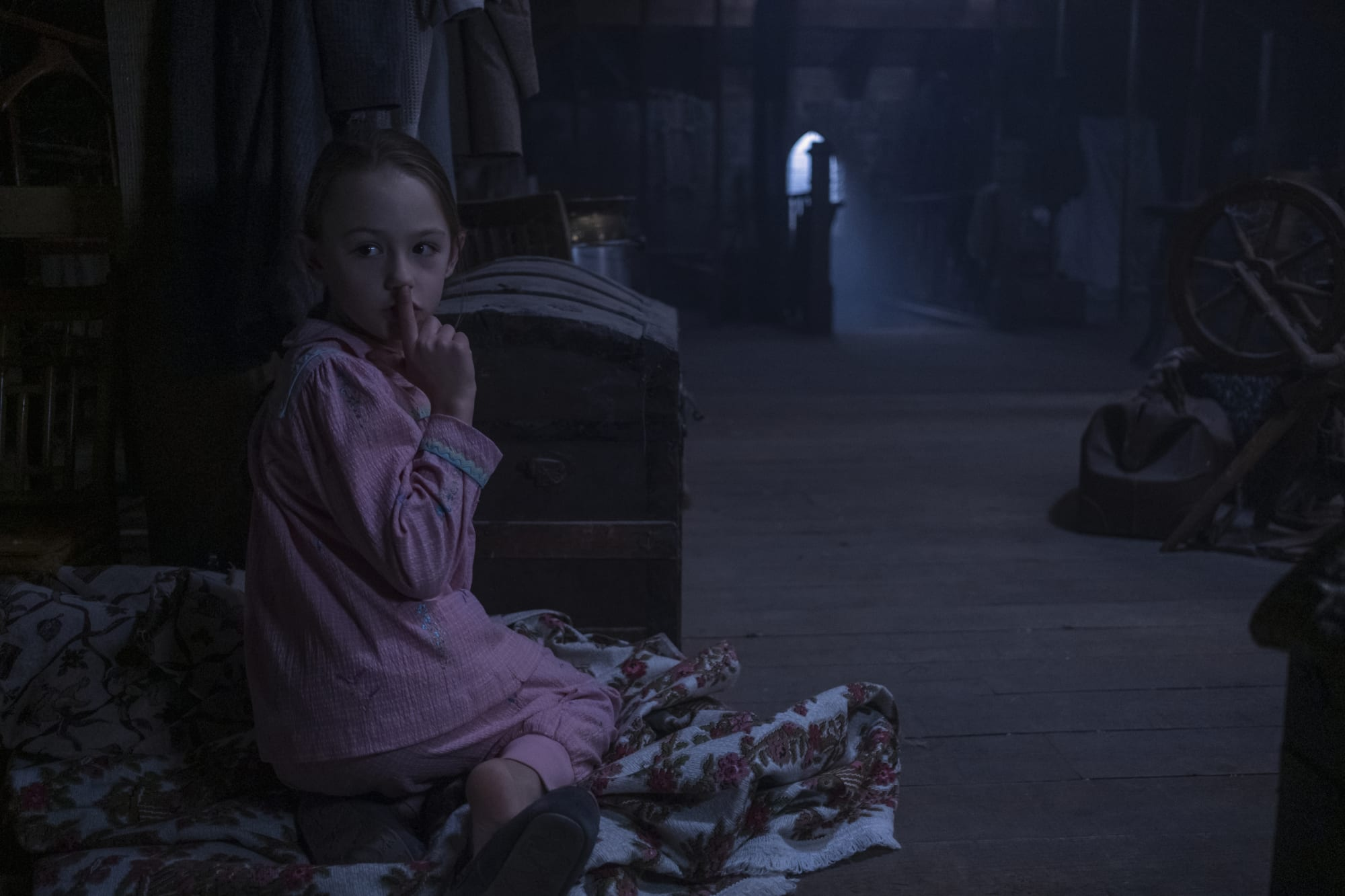 Netflix: The Haunting of Bly Manor trailer chills to the bone