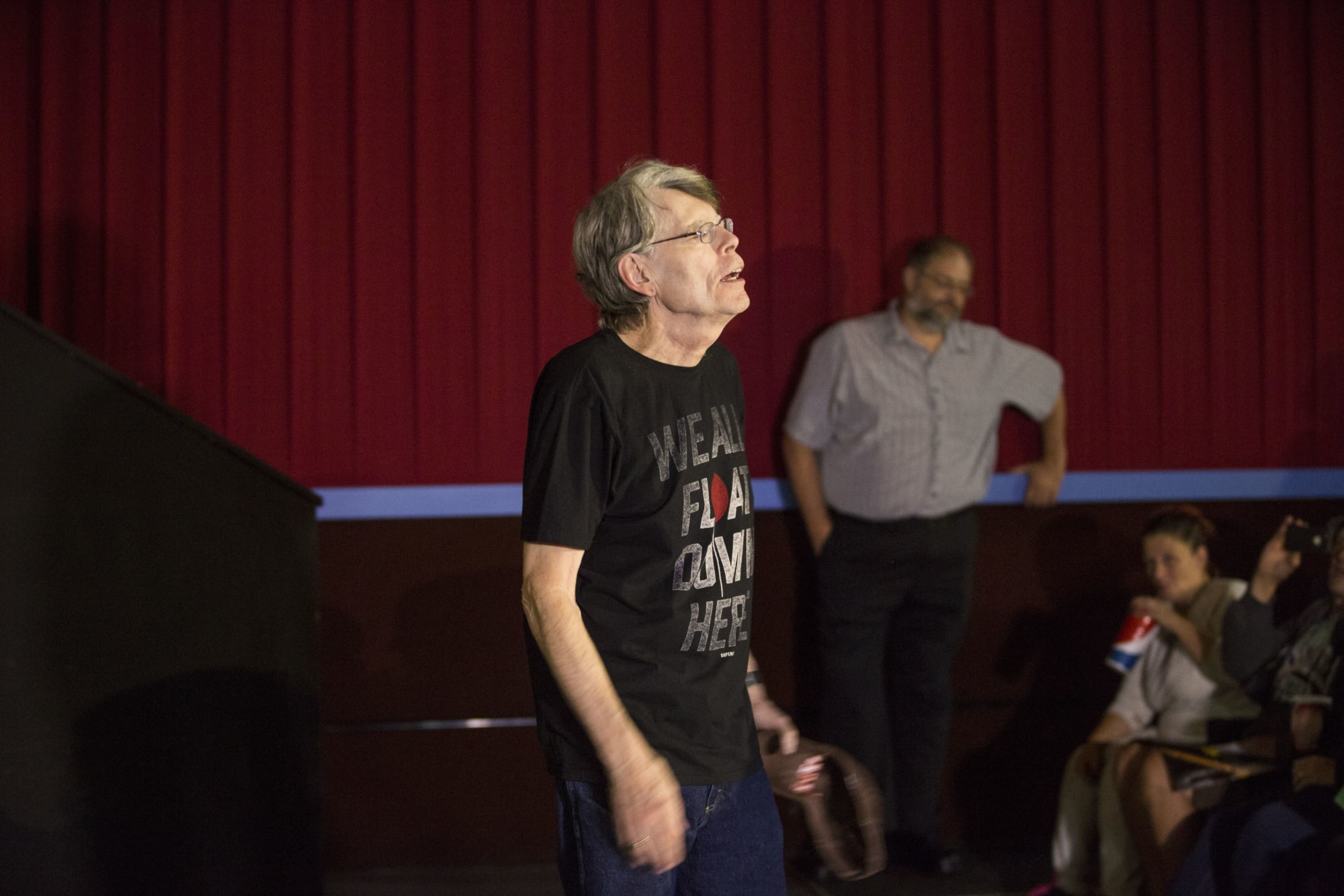 Stephen King: Could his new book Later be the next IT?