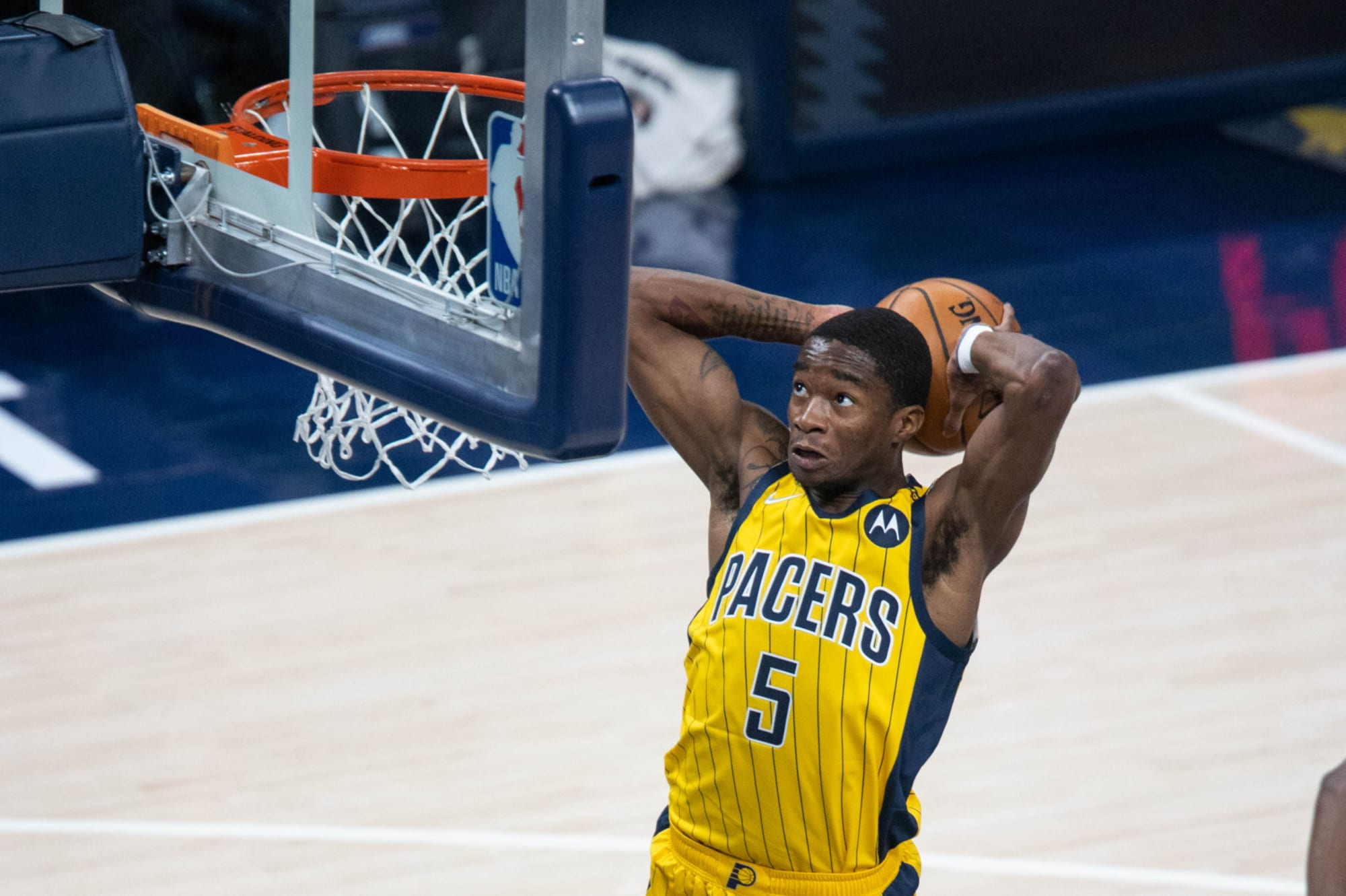 Indiana Pacers: Will Edmond Sumner remain in the rotation?