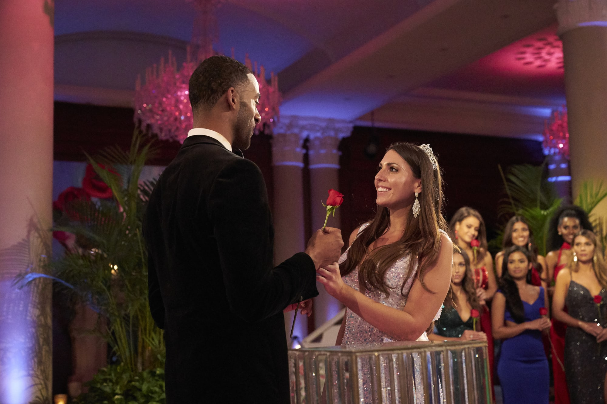 Is Victoria from The Bachelor an actress?