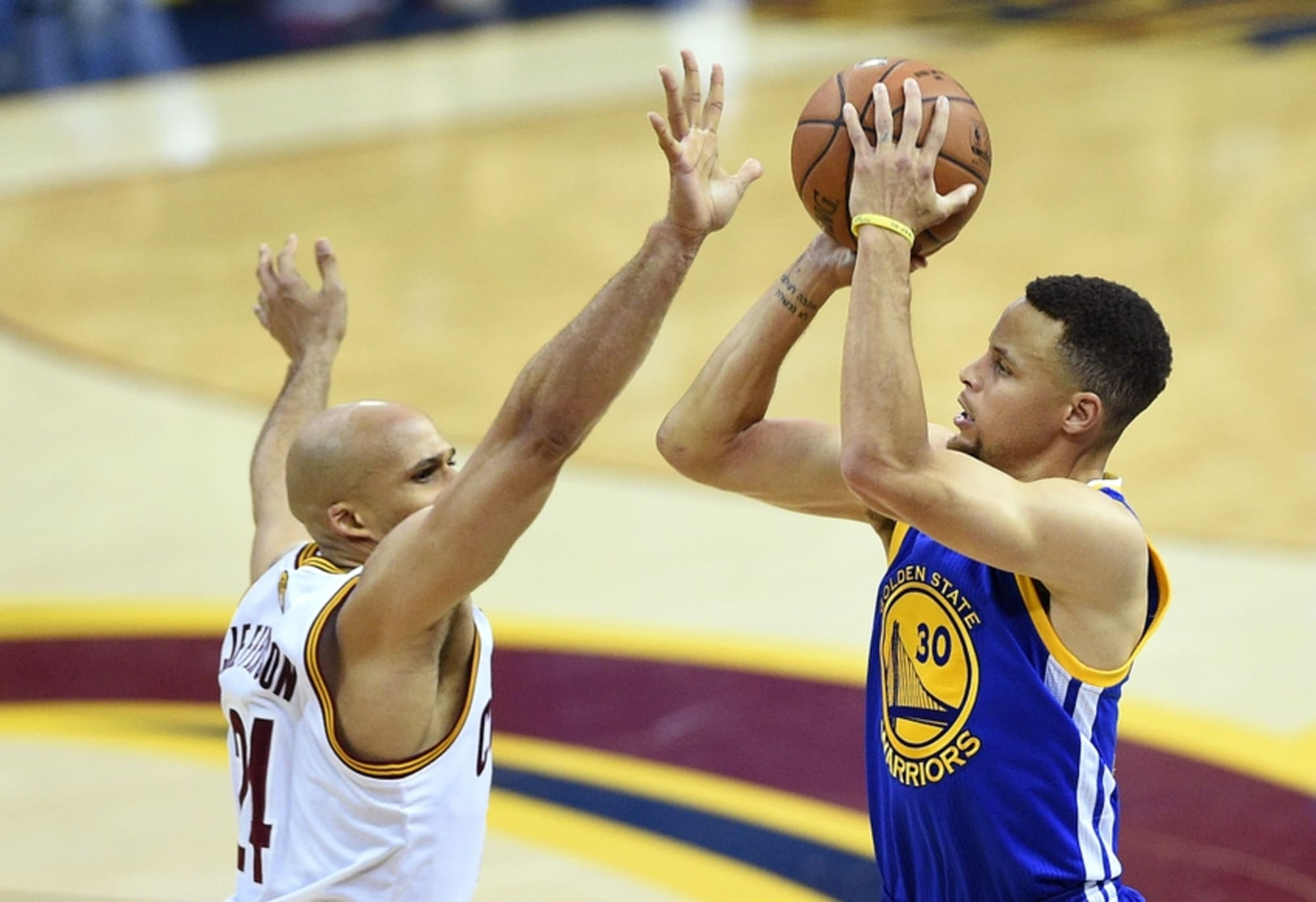 Steph Curry Breaks The Nba Finals Record For 3 Pointers