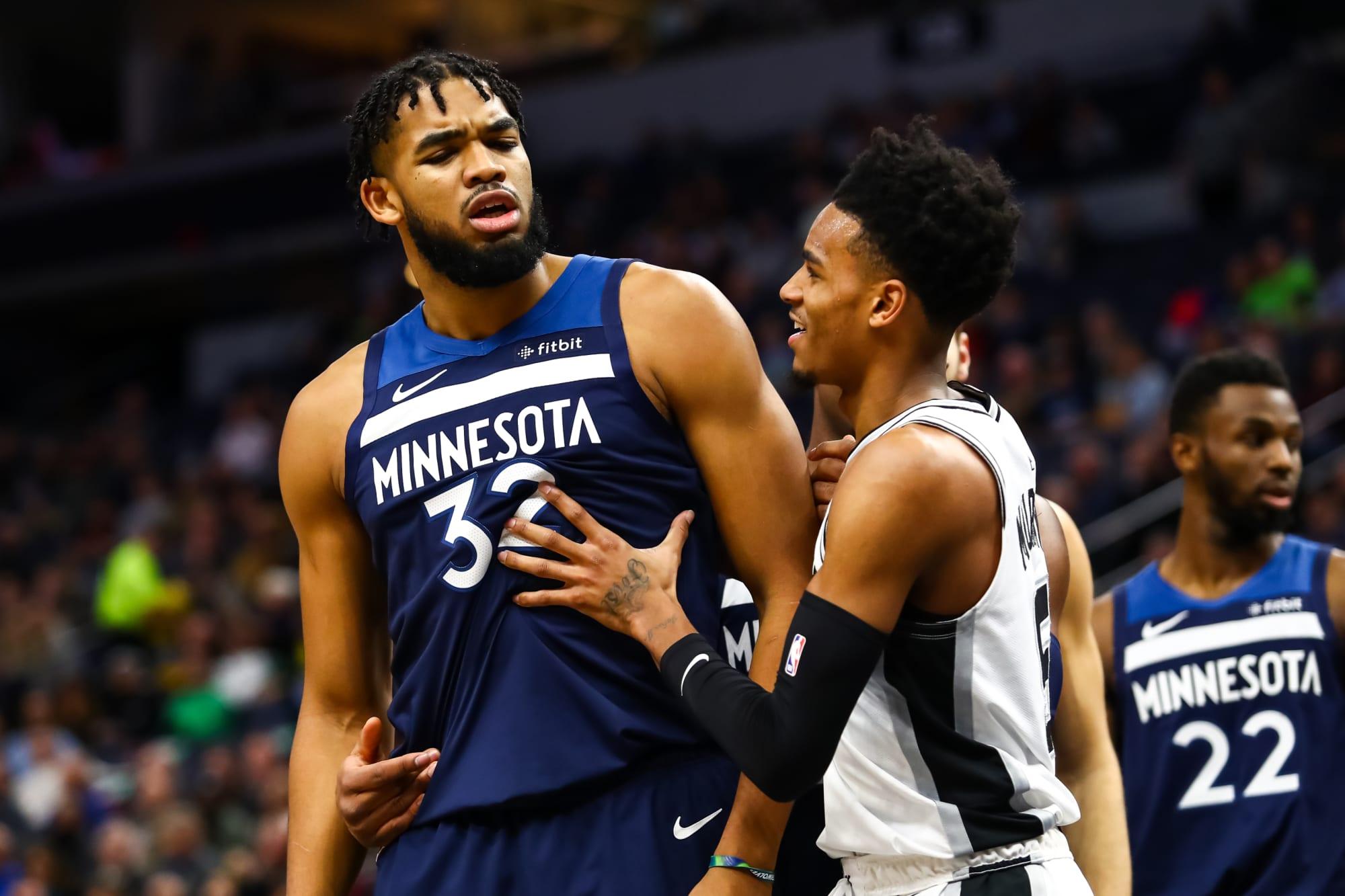 San Antonio Spurs: One offseason trade with every team – Minnesota Timberwolves