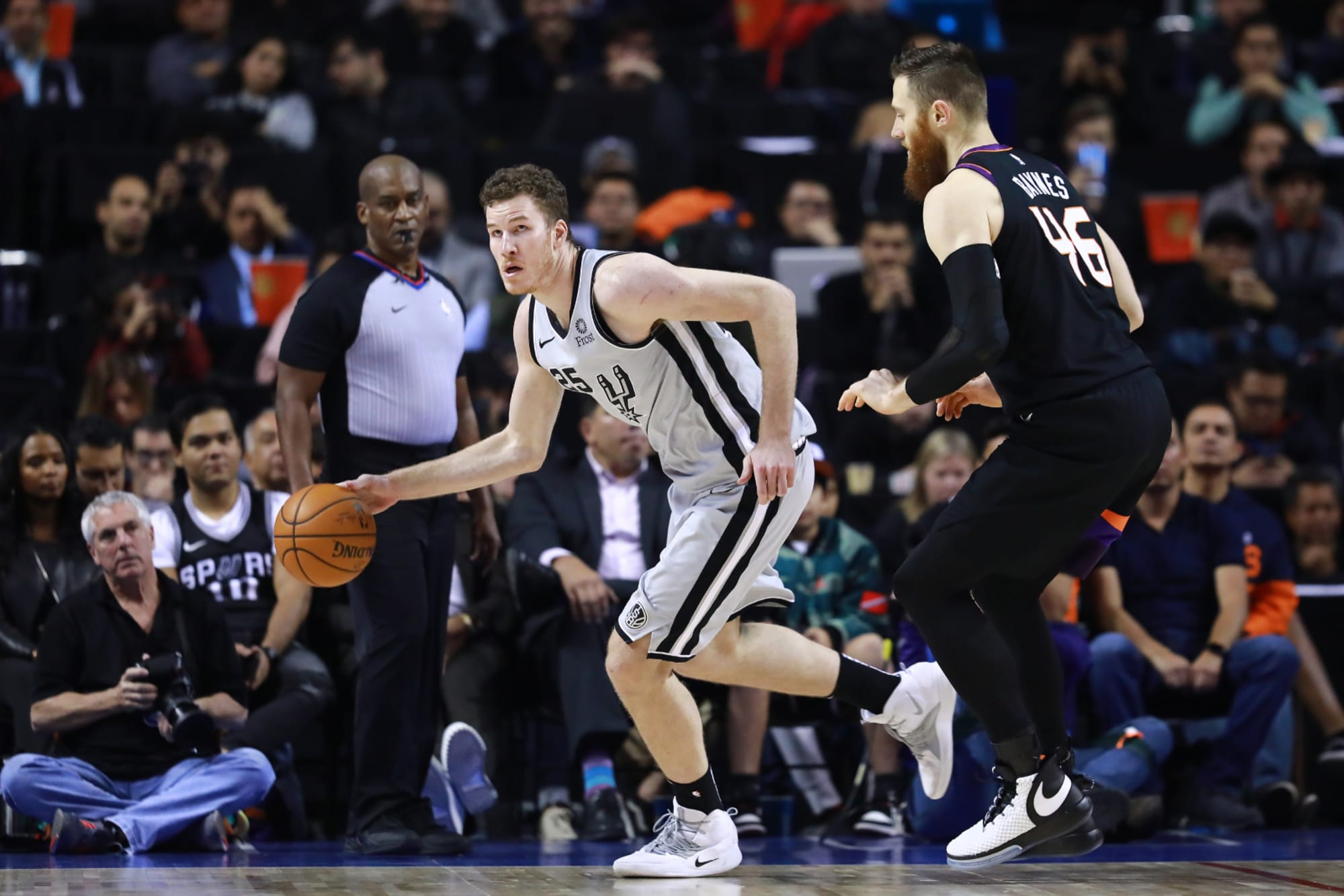 Low-budget options if San Antonio Spurs need to replace Jakob Poeltl