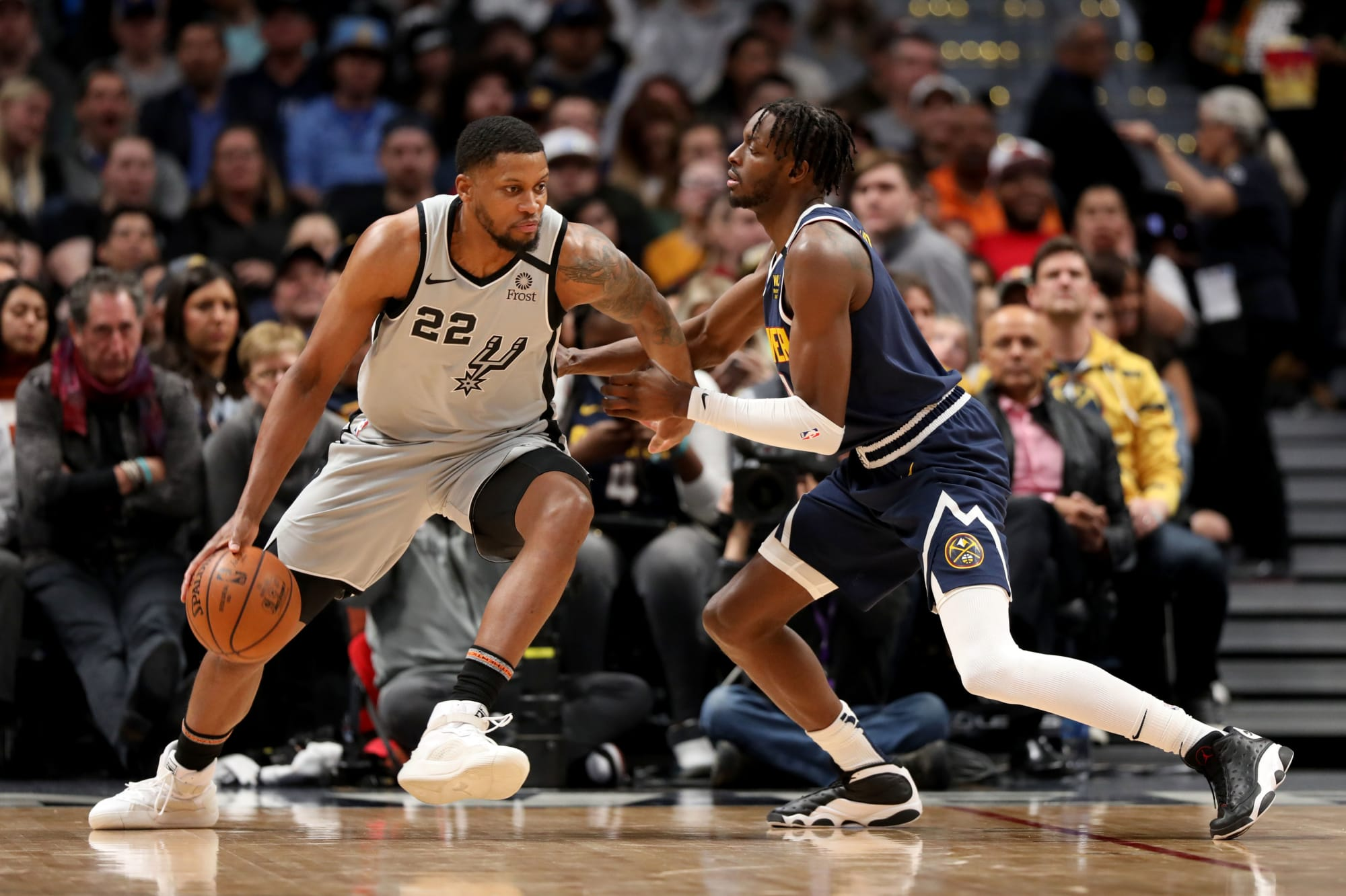 San Antonio Spurs: One offseason trade with every team – Denver Nuggets