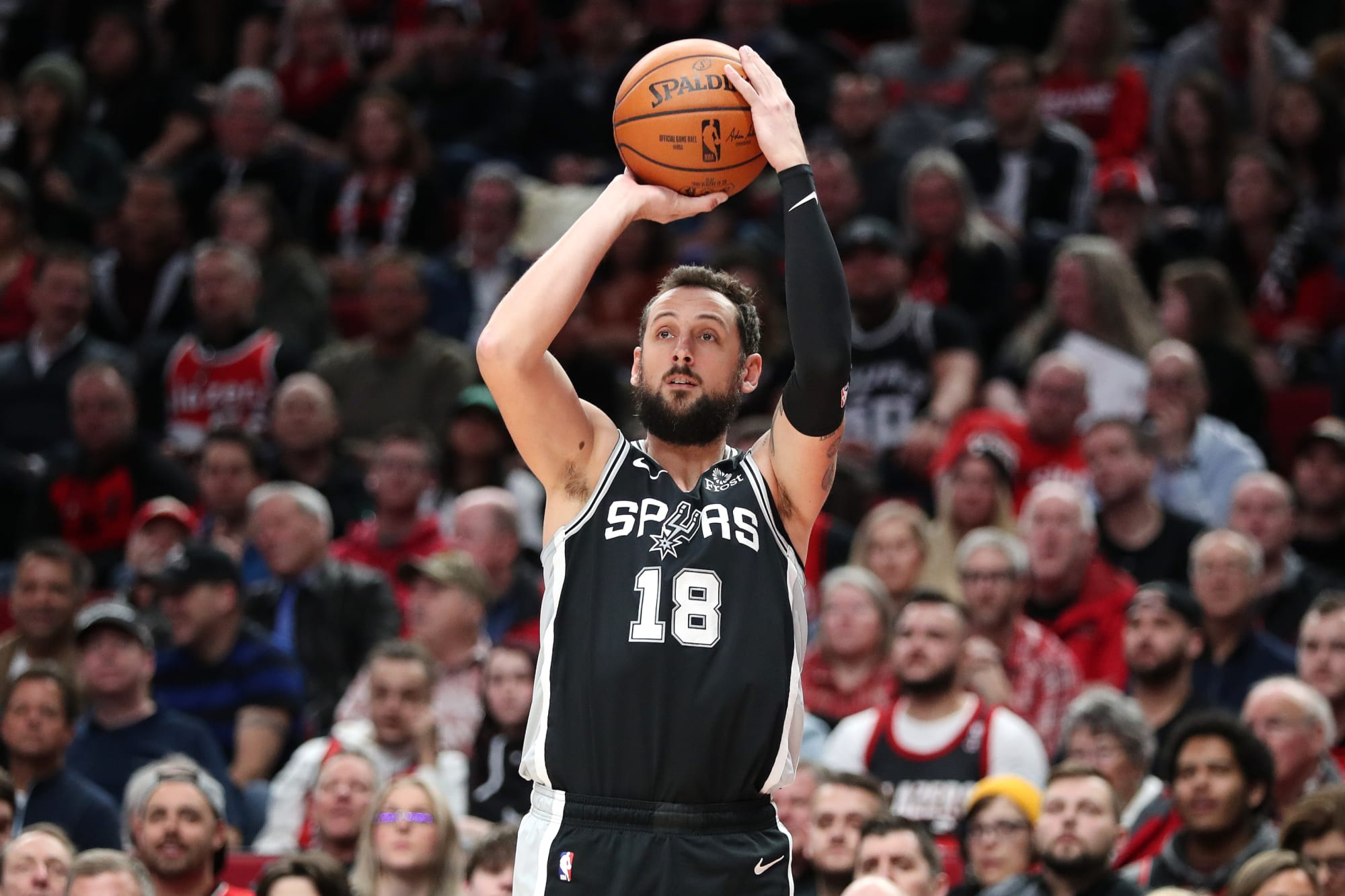 San Antonio Spurs should bring Marco Belinelli back as a safety net