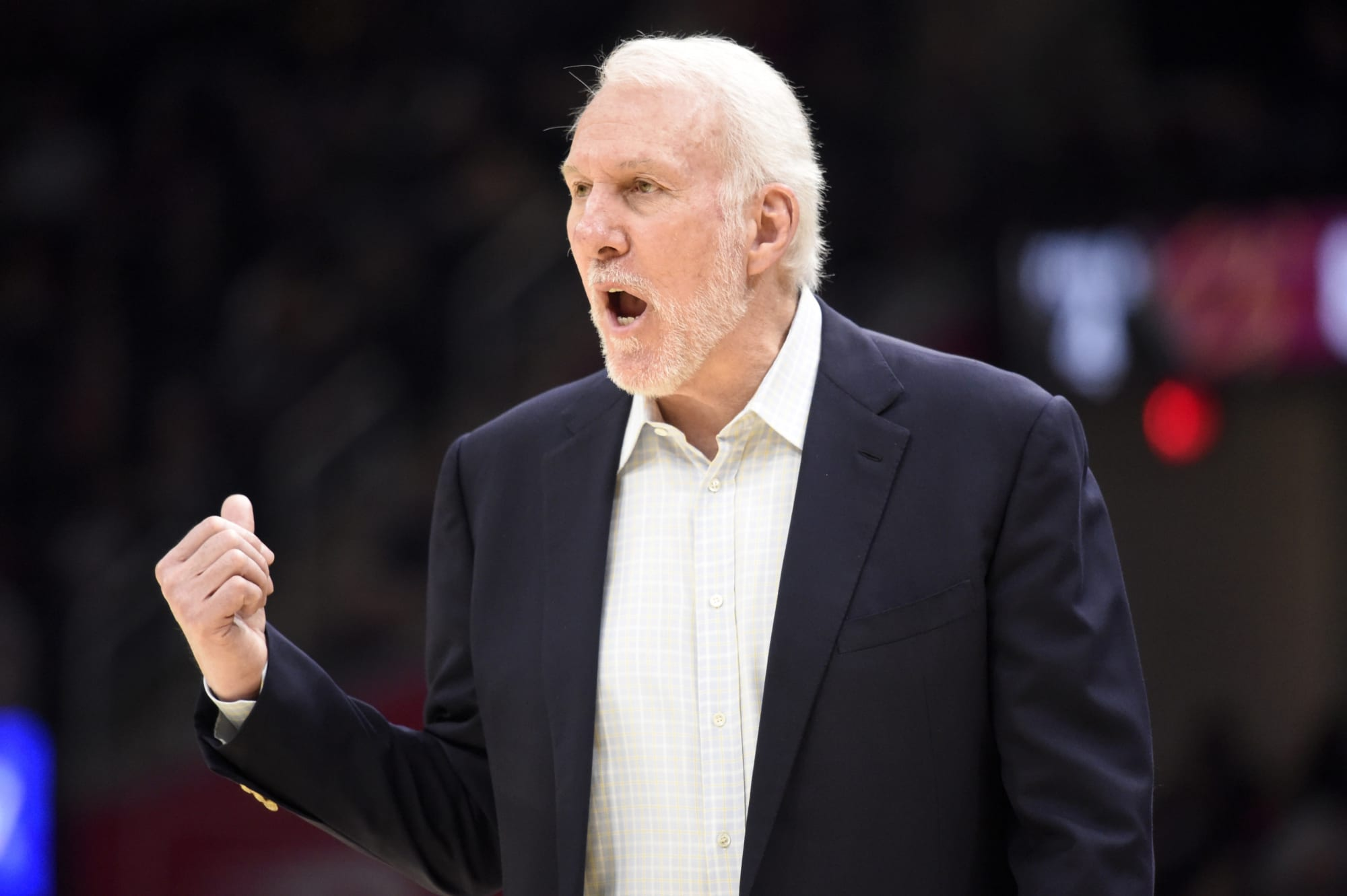 "San Antonio Spurs rumors: Nets preparing ""Godfather offer"" for Gregg Popovich"