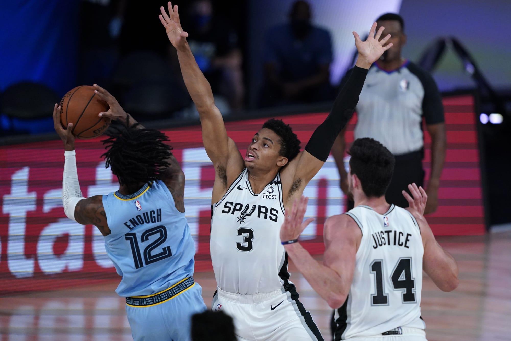 San Antonio Spurs: Keldon Johnson has what it takes to outshine the All-Rookie teams
