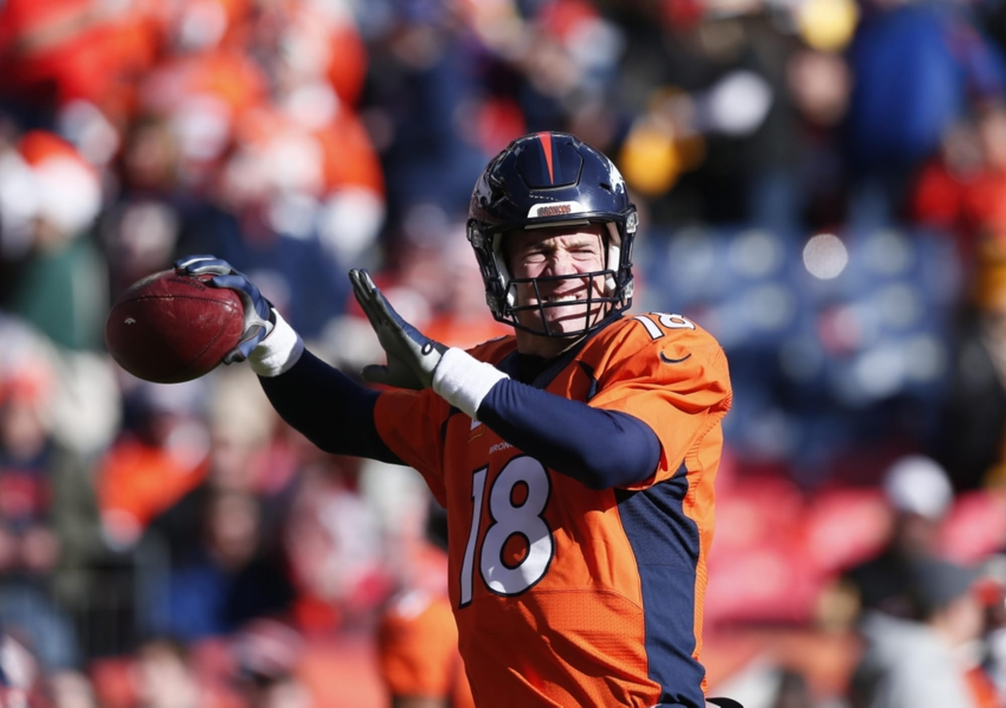Peyton Manning: Retired QB Cleared of HGH Use by NFL