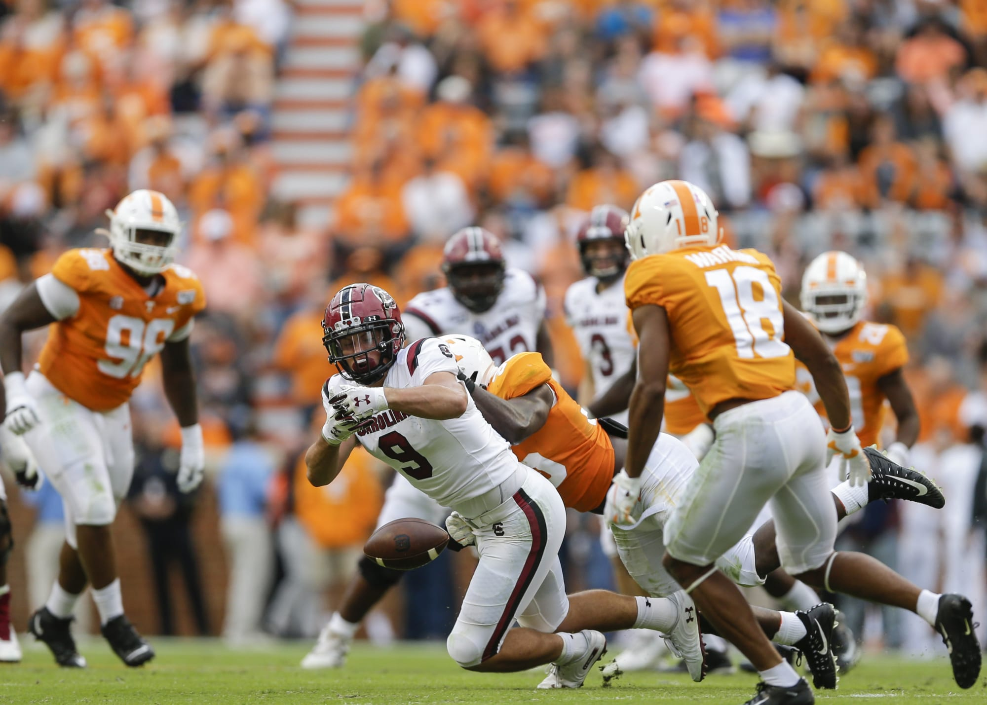 Tennessee football: Photo gallery from Vols 41-21 win over ...