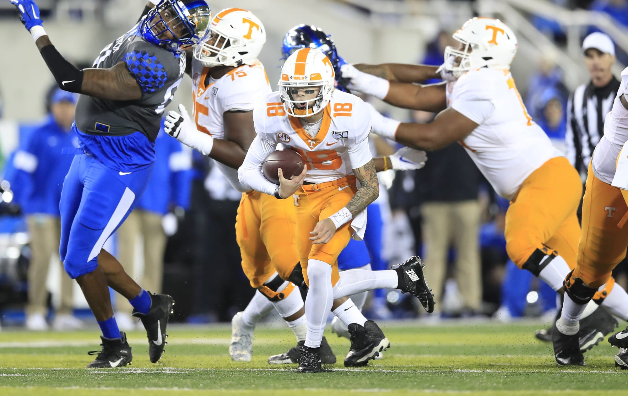 Tennessee football: Photo gallery from Vols 17-13 win over ...