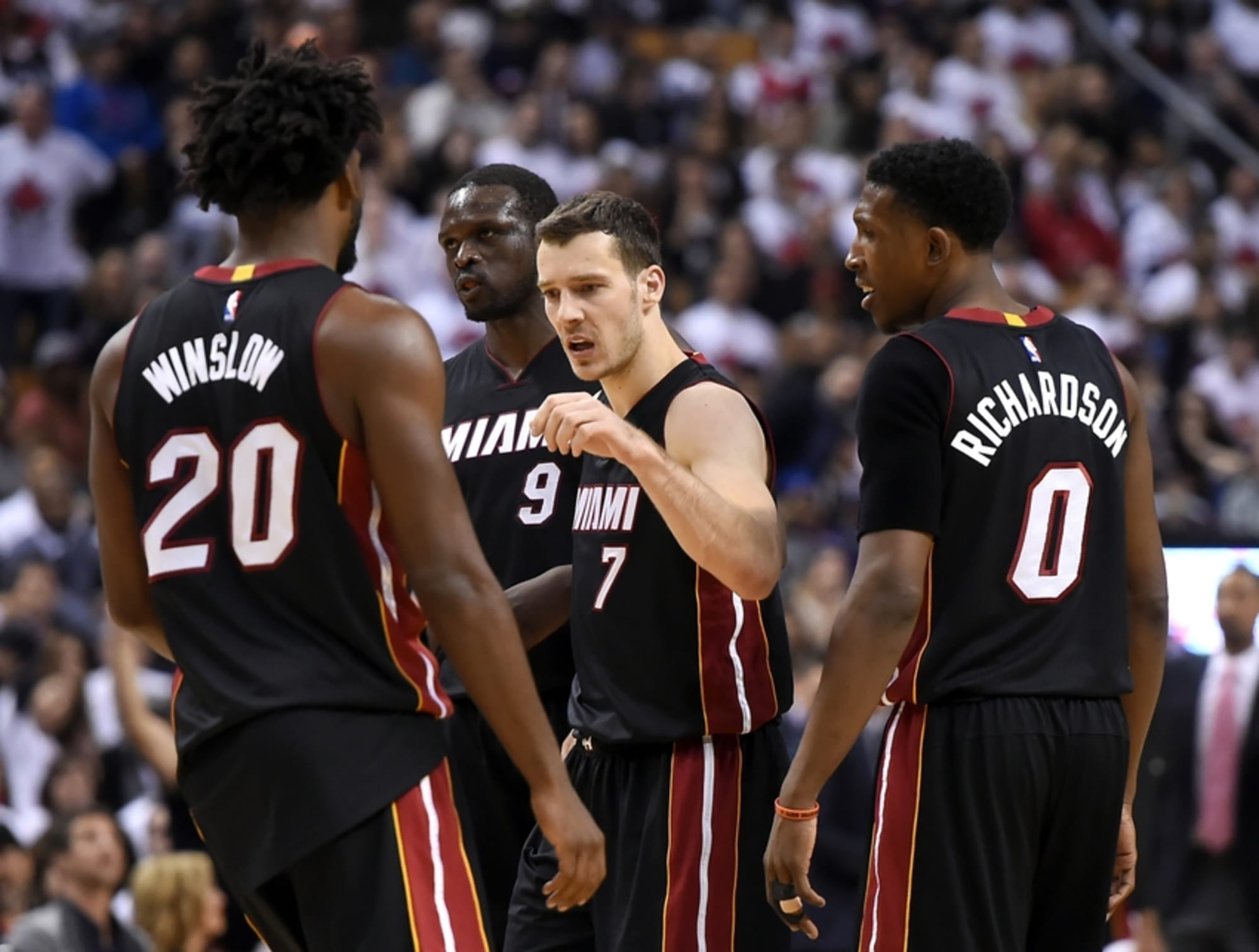 Miami Heat Predicting The 2016 17 Roster
