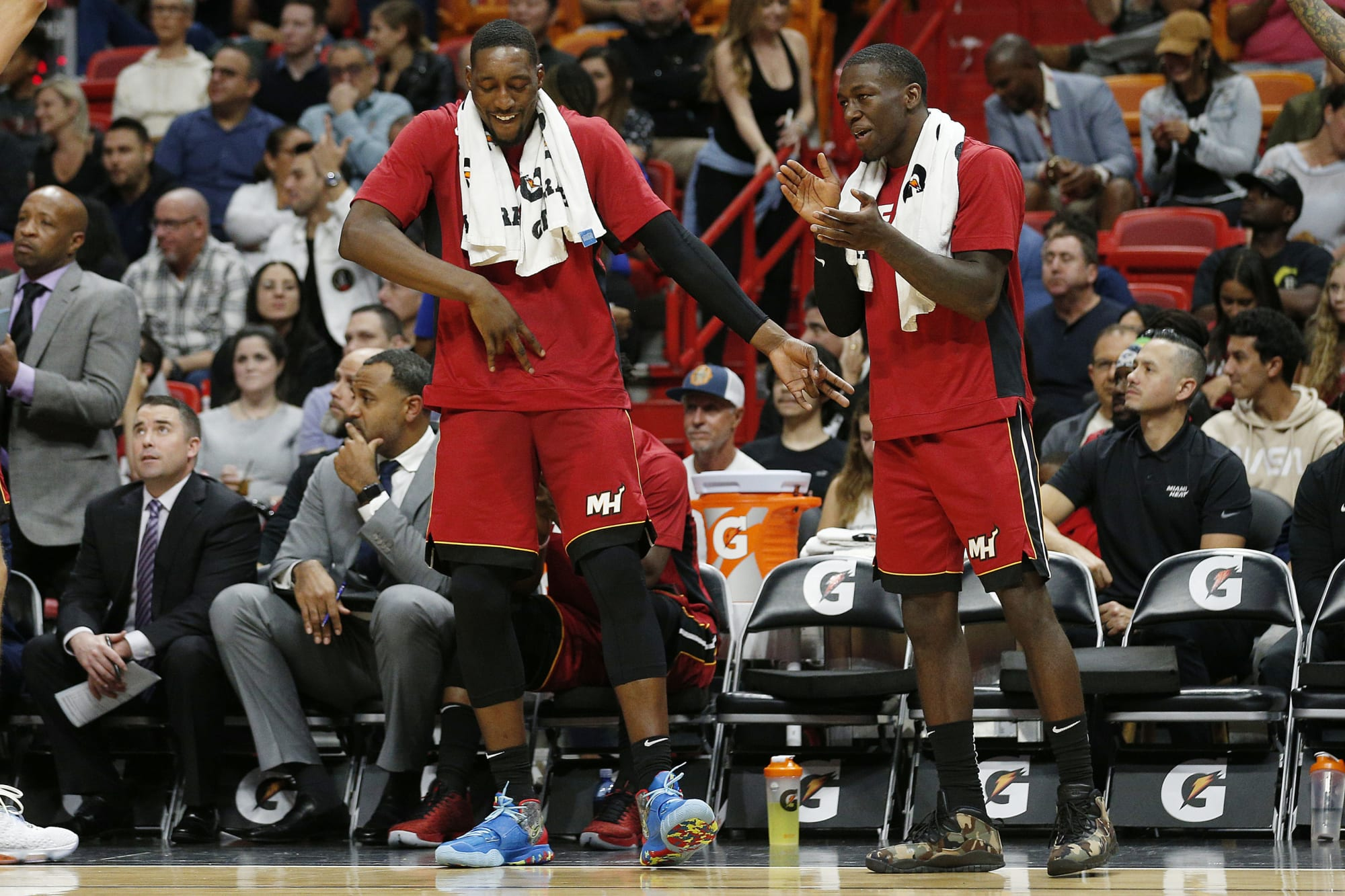 Should the Miami Heat look into signing replacement players?