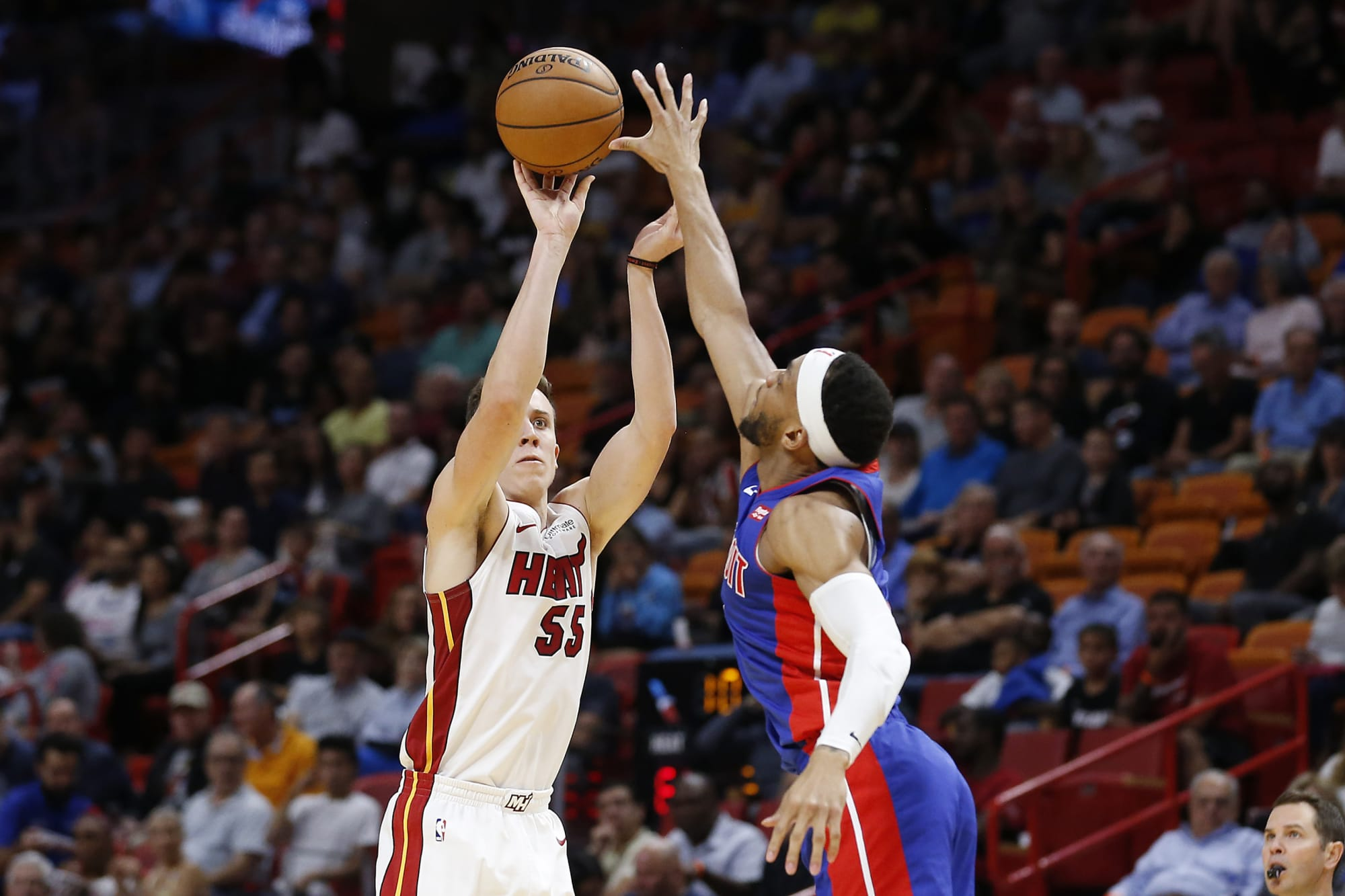 Miami Heat Rumors: For Beal or whoever, Duncan Robinson is untouchable