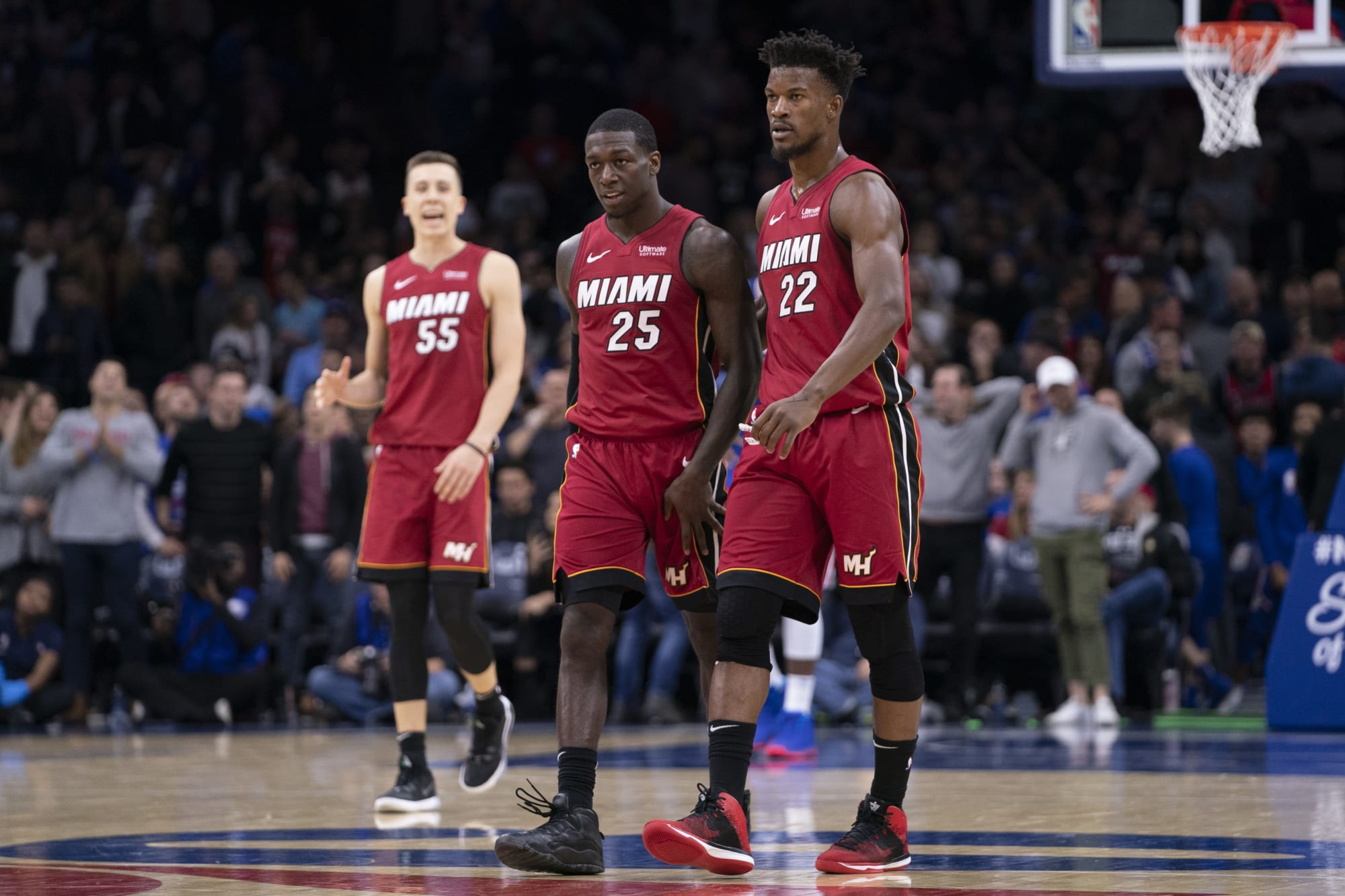Miami Heat: There's reason to be cautiously optimistic about playoffs