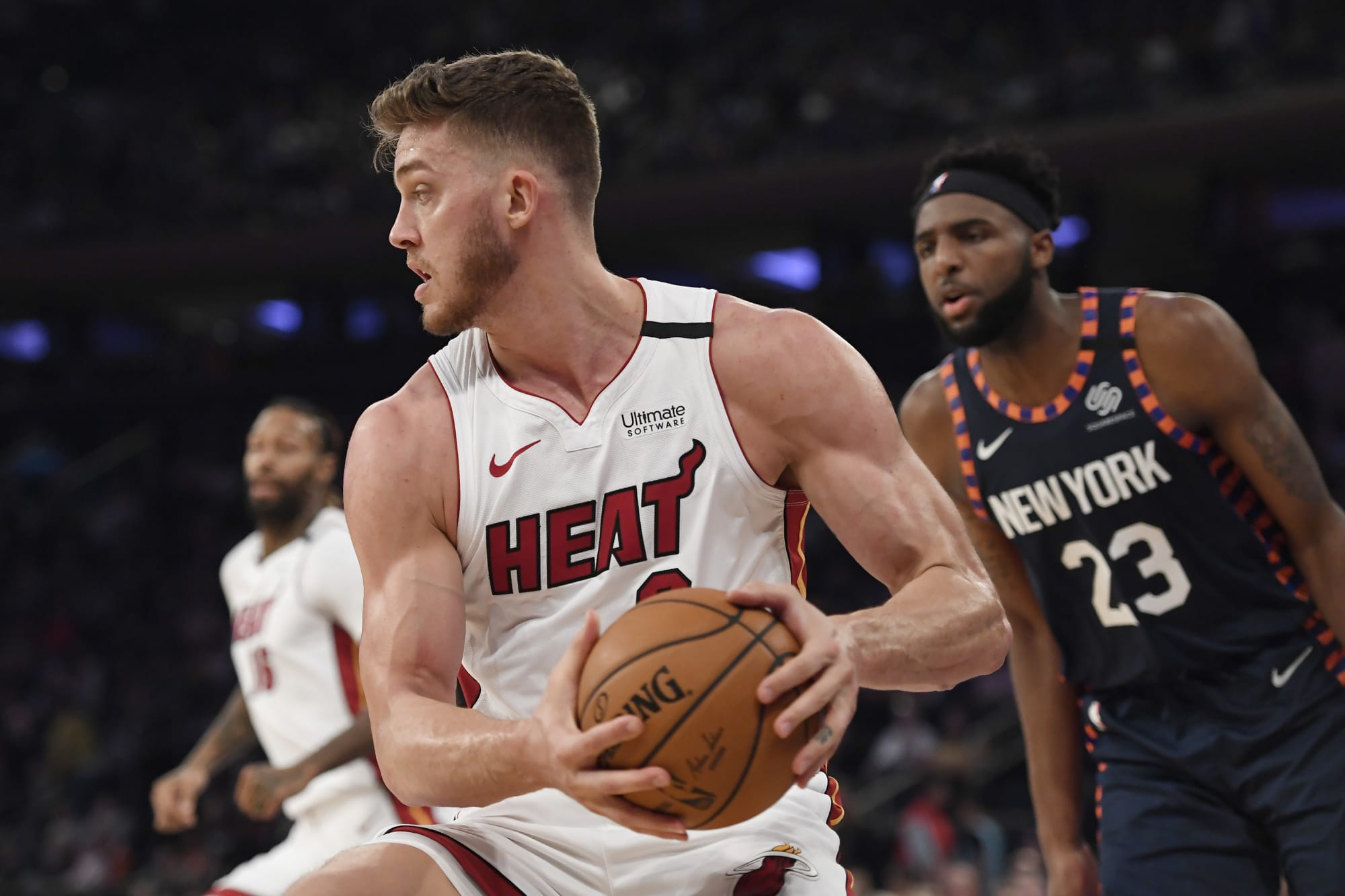 Miami Heat: Was the starting job ever Meyers Leonard's to begin with?