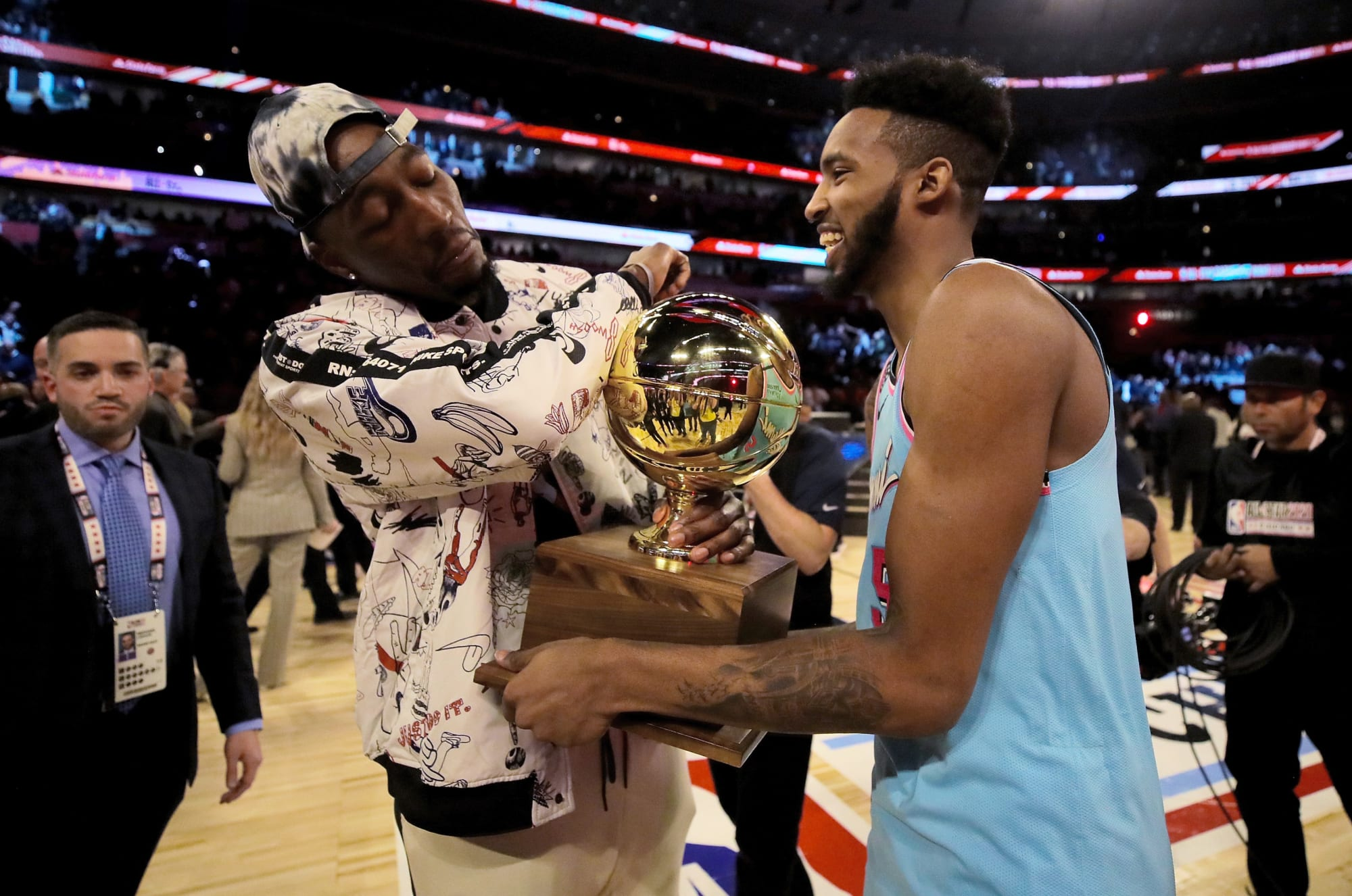 Miami Heat: Some of this team's success rooted in how strong their bond is