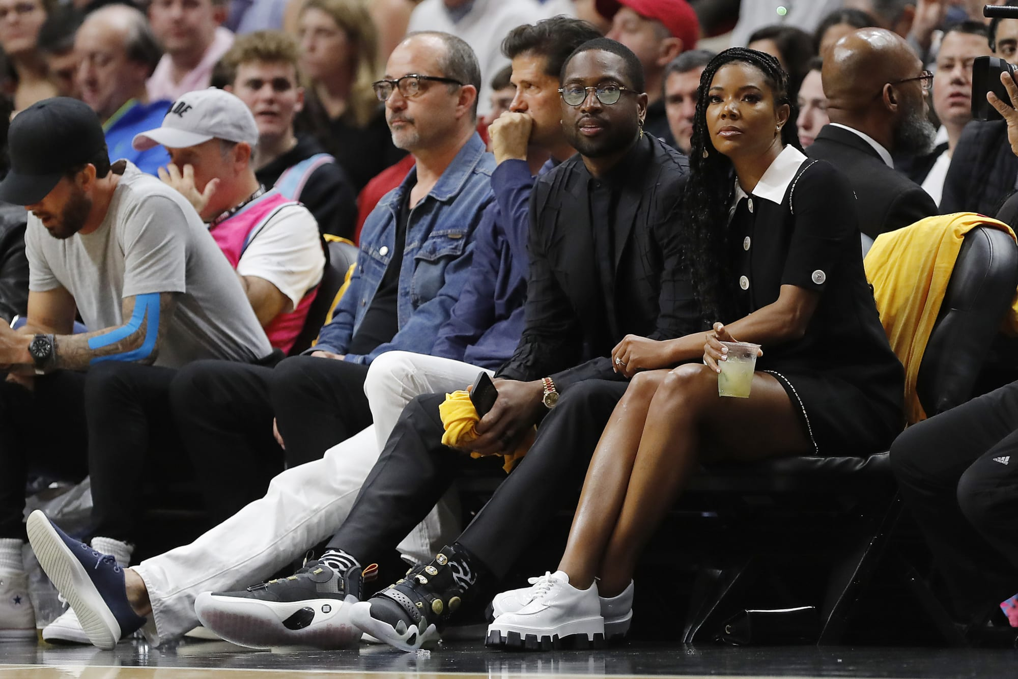 Miami Heat: Why is Dwyane Wade is playing musical chairs with his hair?