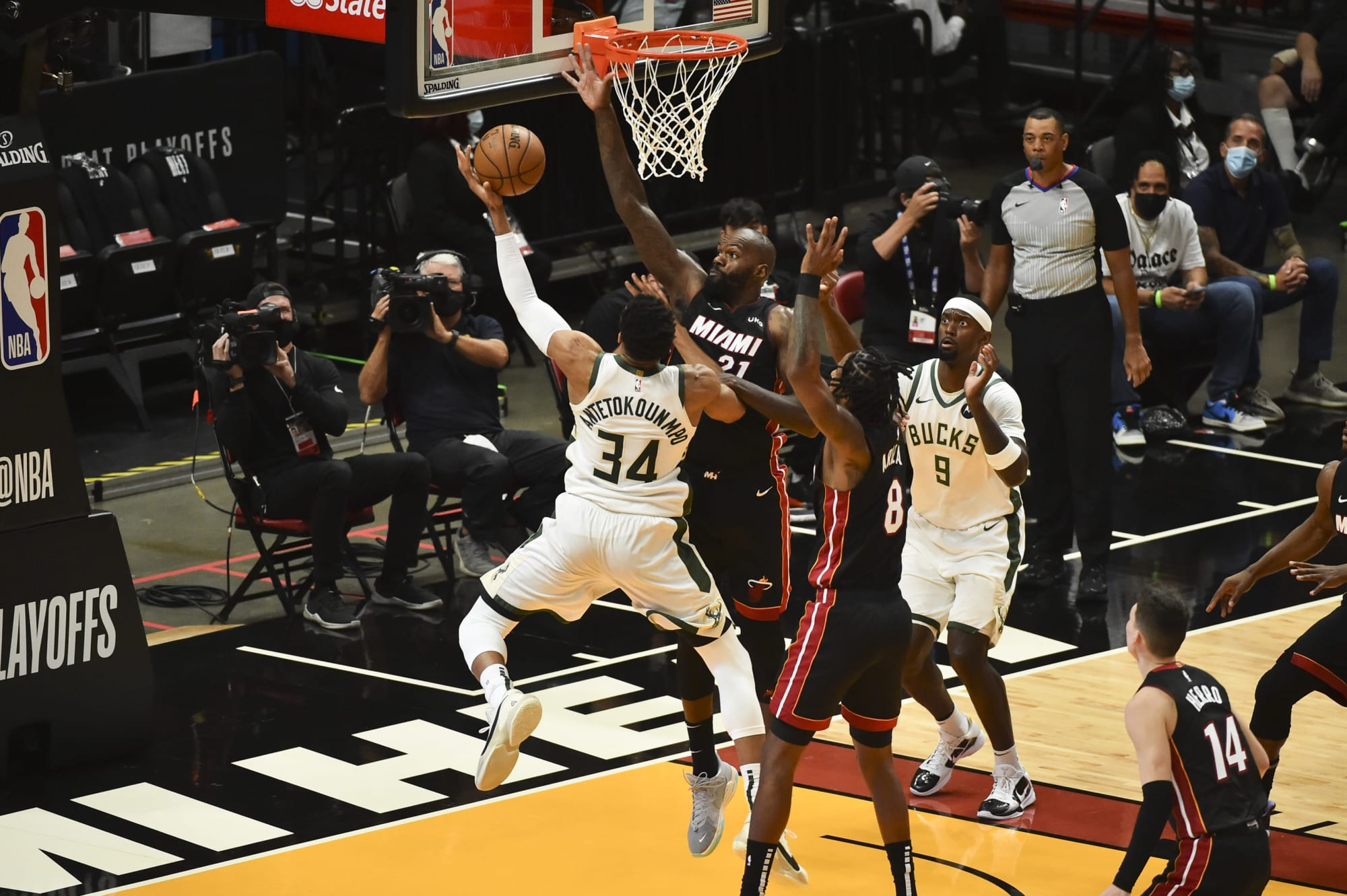 Miami Heat: Will There Be A Robust Market For Dewayne Dedmon?