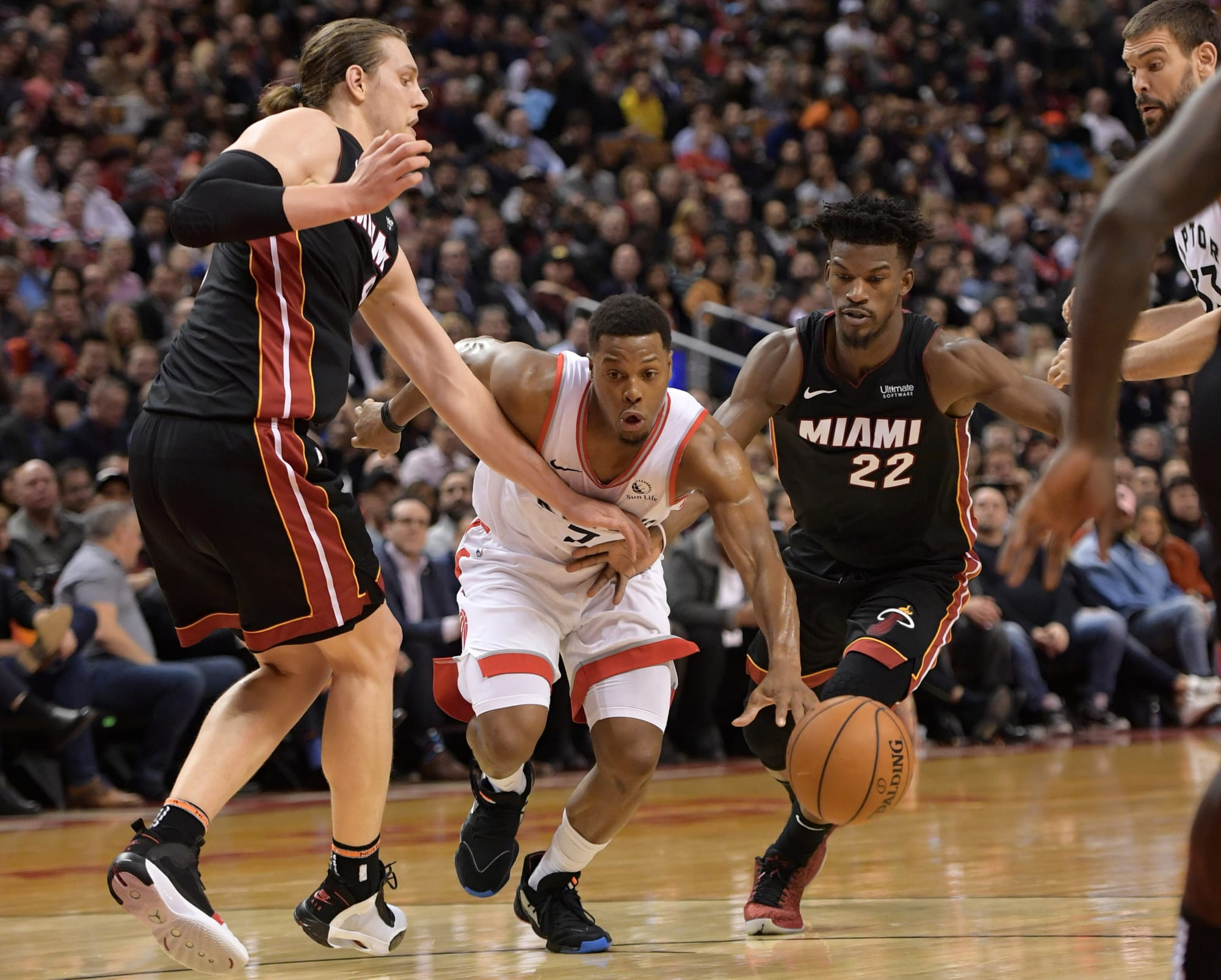 Miami Heat Rumors: Mixed Feelings About Being Kyle Lowry Frontrunner?