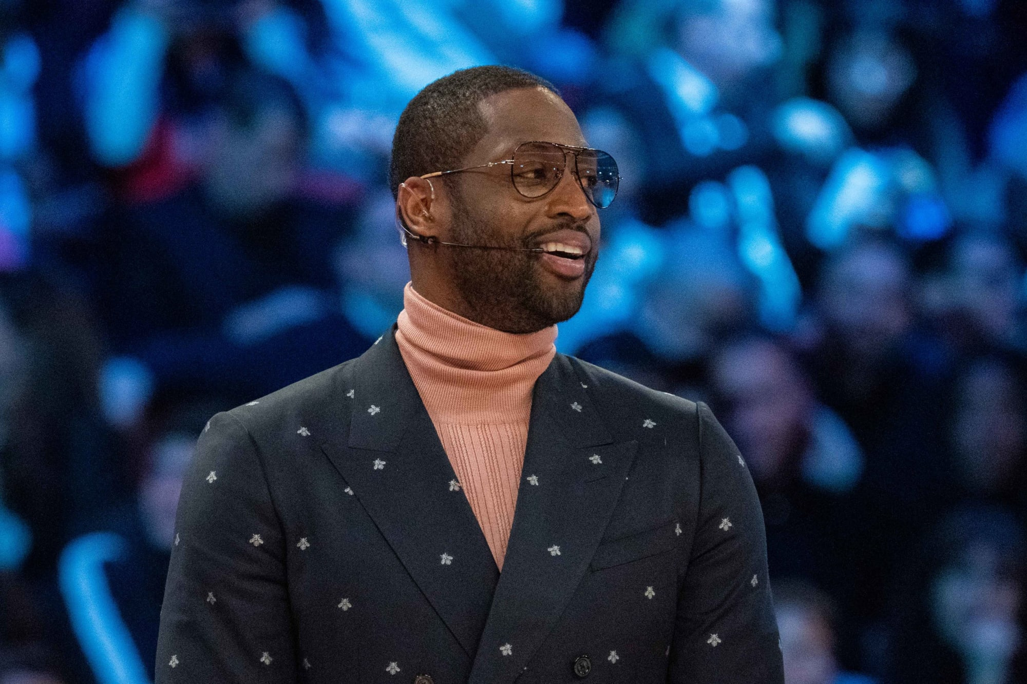 Miami Heat sharing Dwyane Wade with the Utah Jazz now?