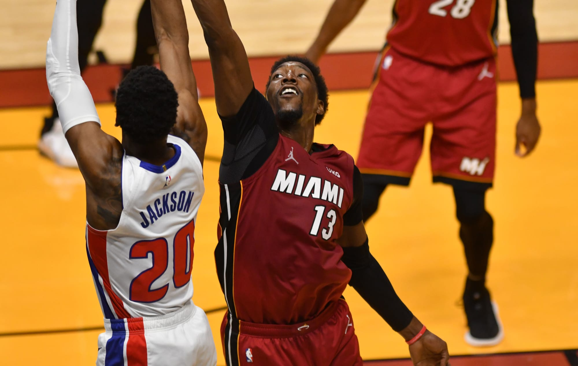 Miami Heat effort at the heart of the biggest questions right now