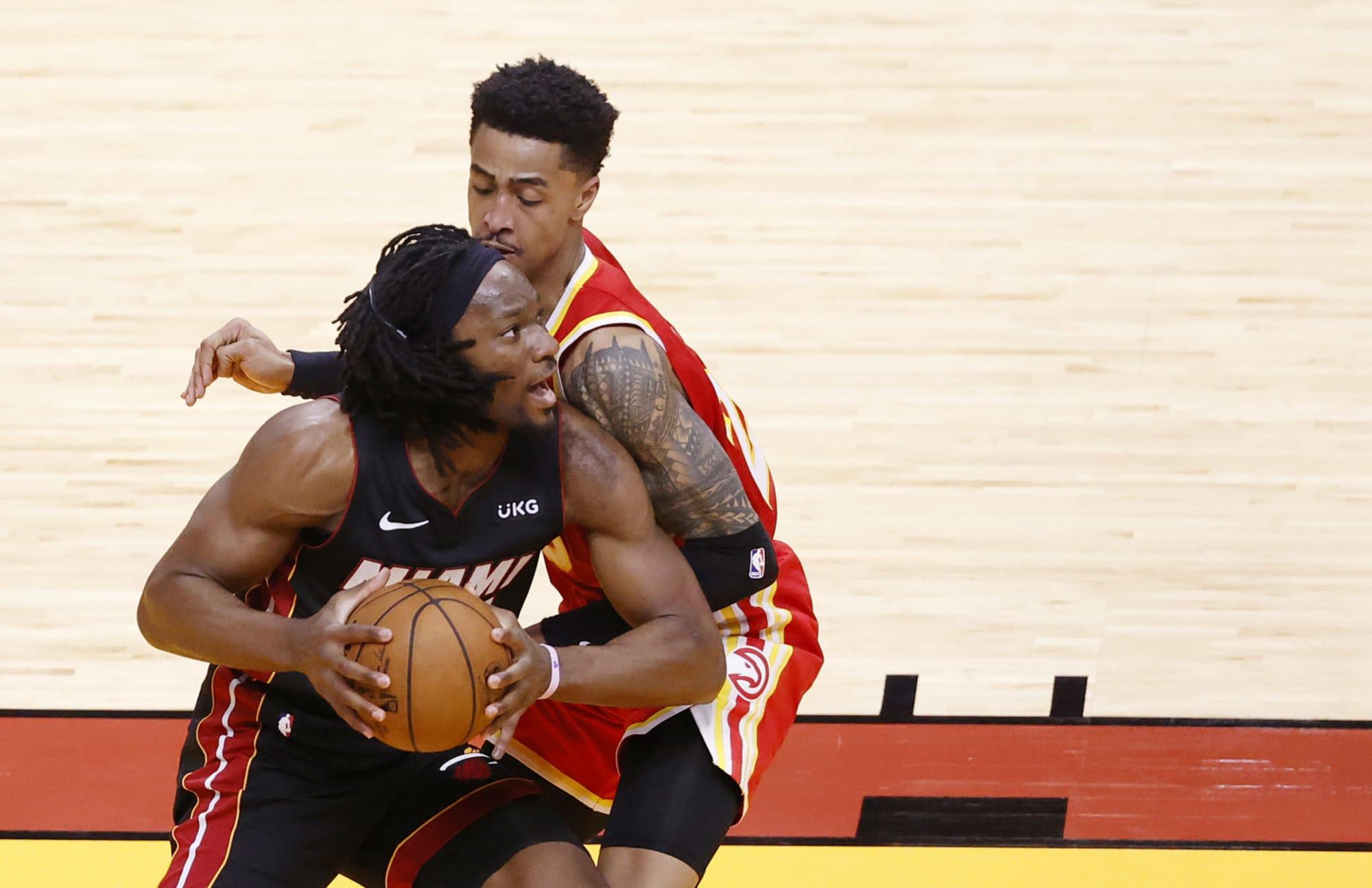 Miami Heat: Precious Achiuwa's performance against Hawks is why