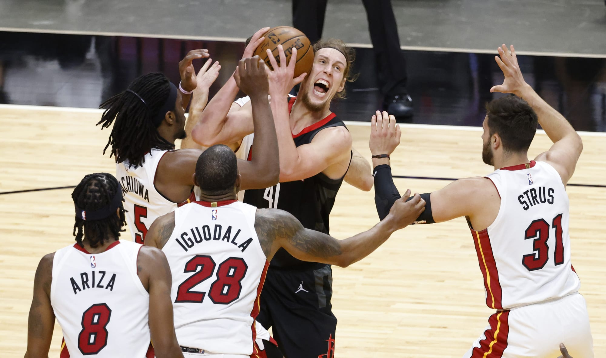 Miami Heat: Kelly Olynyk has to be discussed… did they move the wrong piece?
