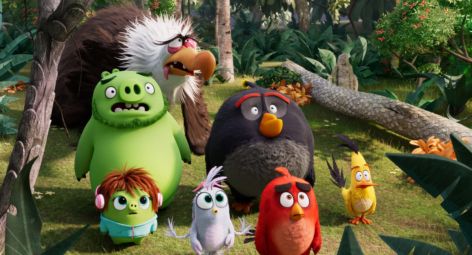 Will Angry Birds 2 be available to stream on Prime Video?